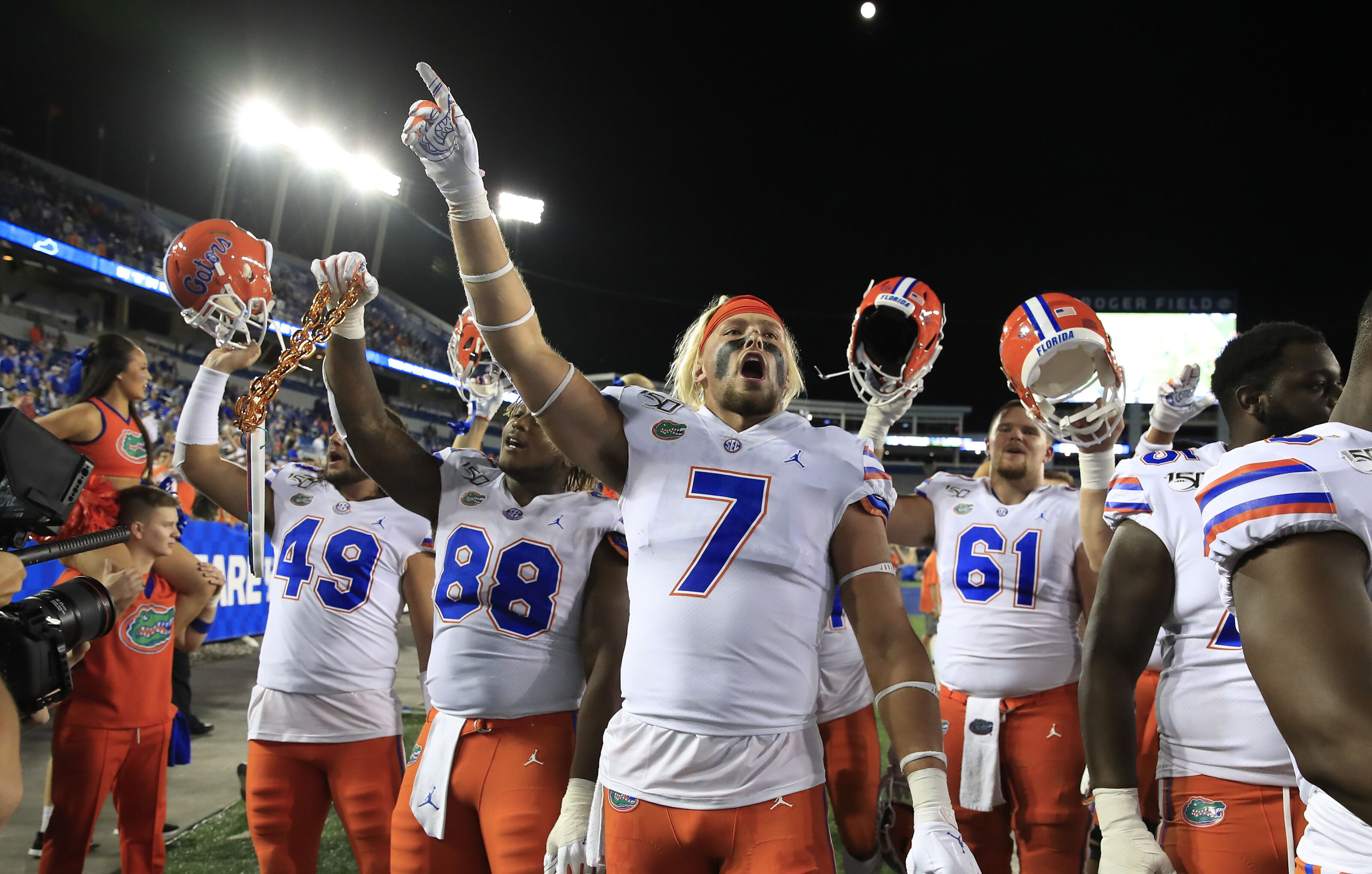 sports shoes d9a2d ddf69 Florida Football: 3 overreactions from comeback win over ...