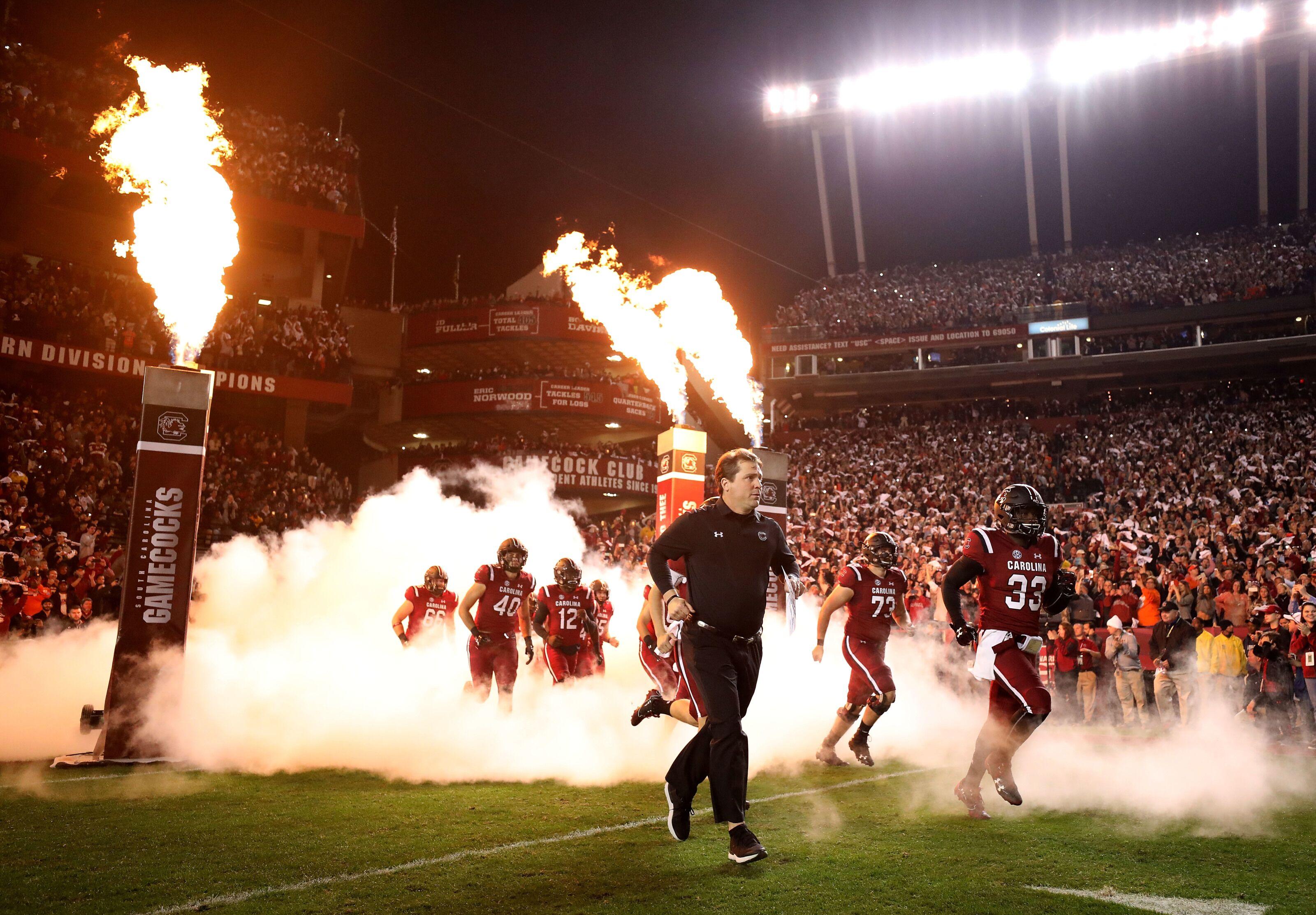 South Carolina Football On Verge Of Historic 2019 Recruiting Class