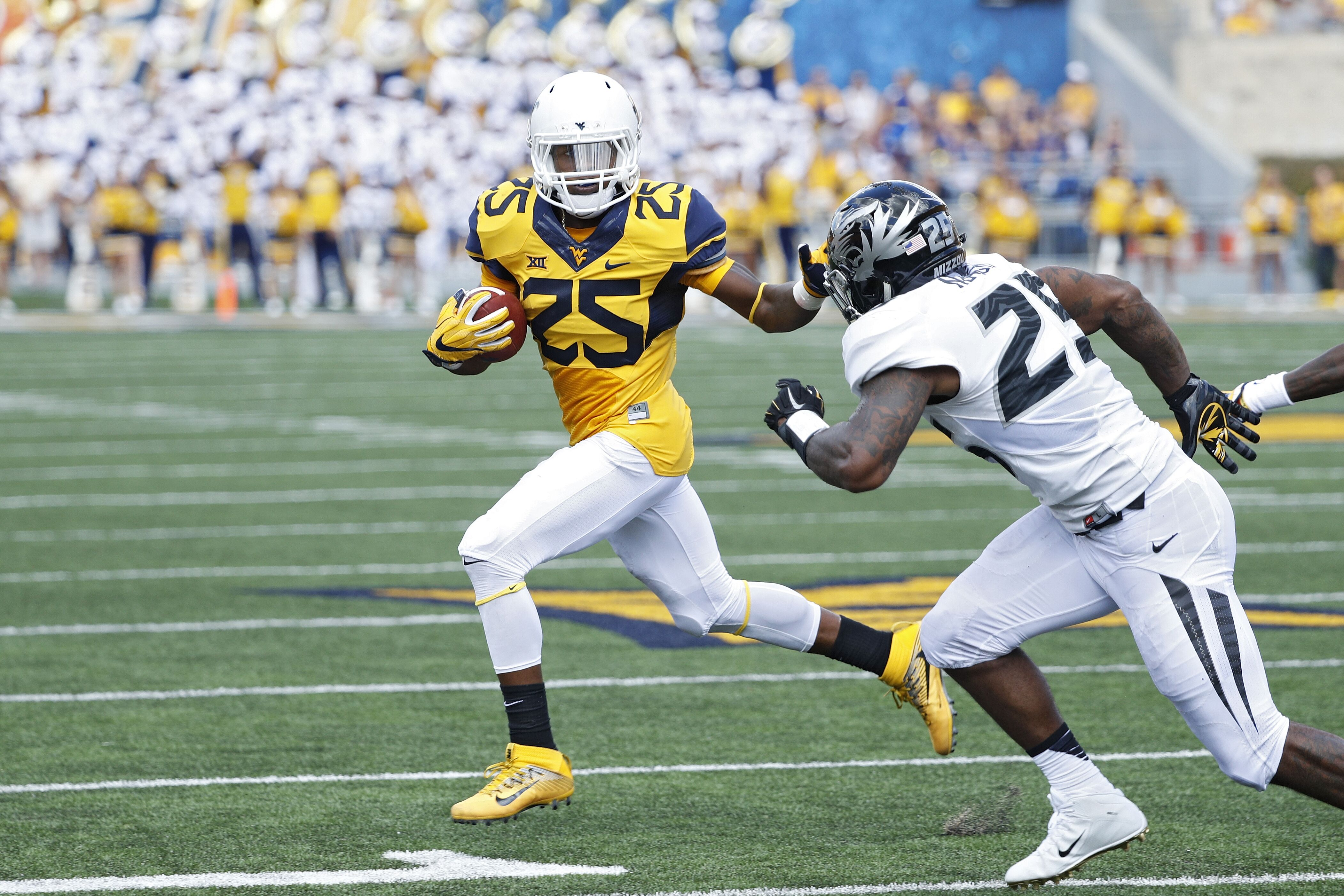 Image result for wvu football 2017