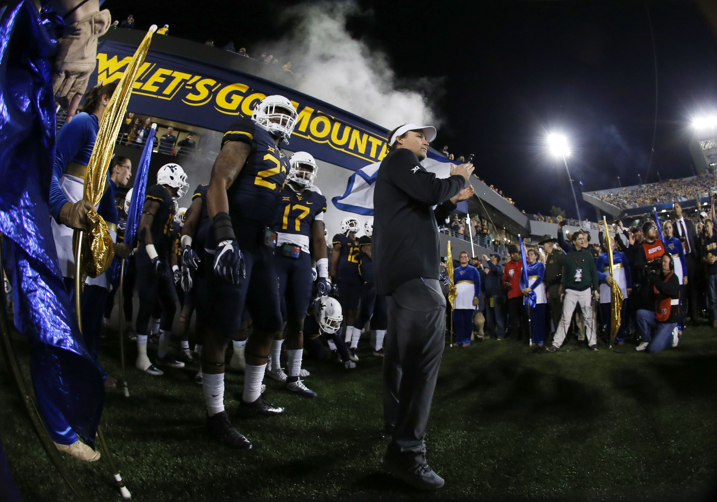 West Virginia Football Recruiting 5 Must Have Targets In The 2019