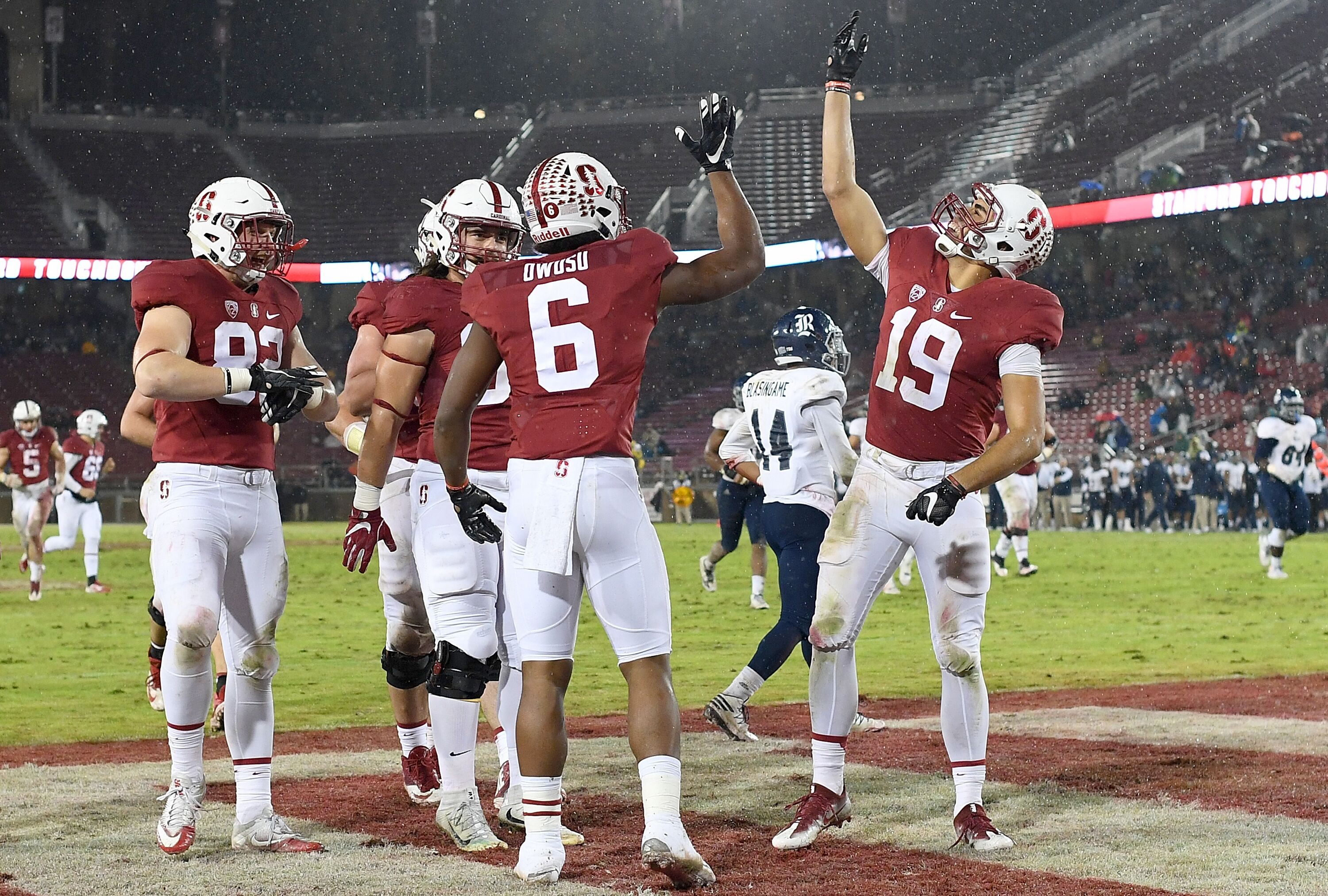 Stanford Football Projected 2 Deep Depth Chart For 2017