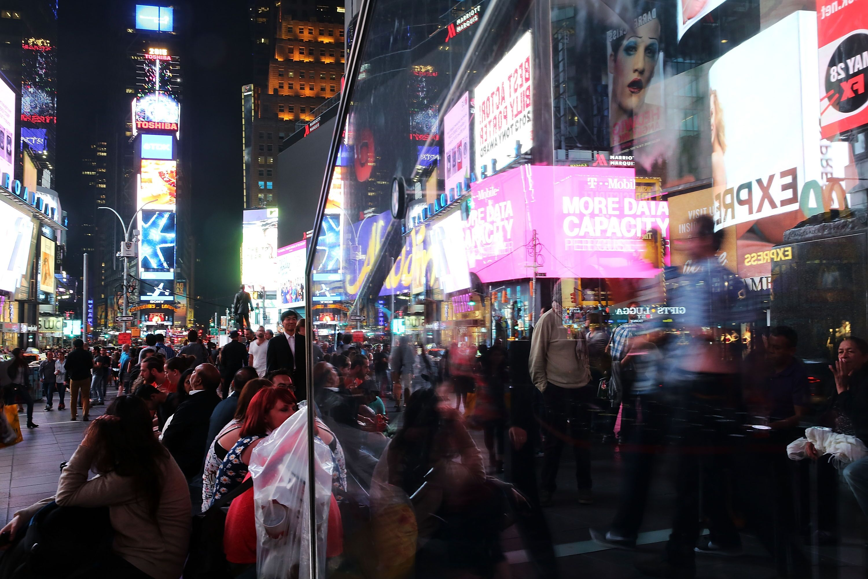 description of new york city essay