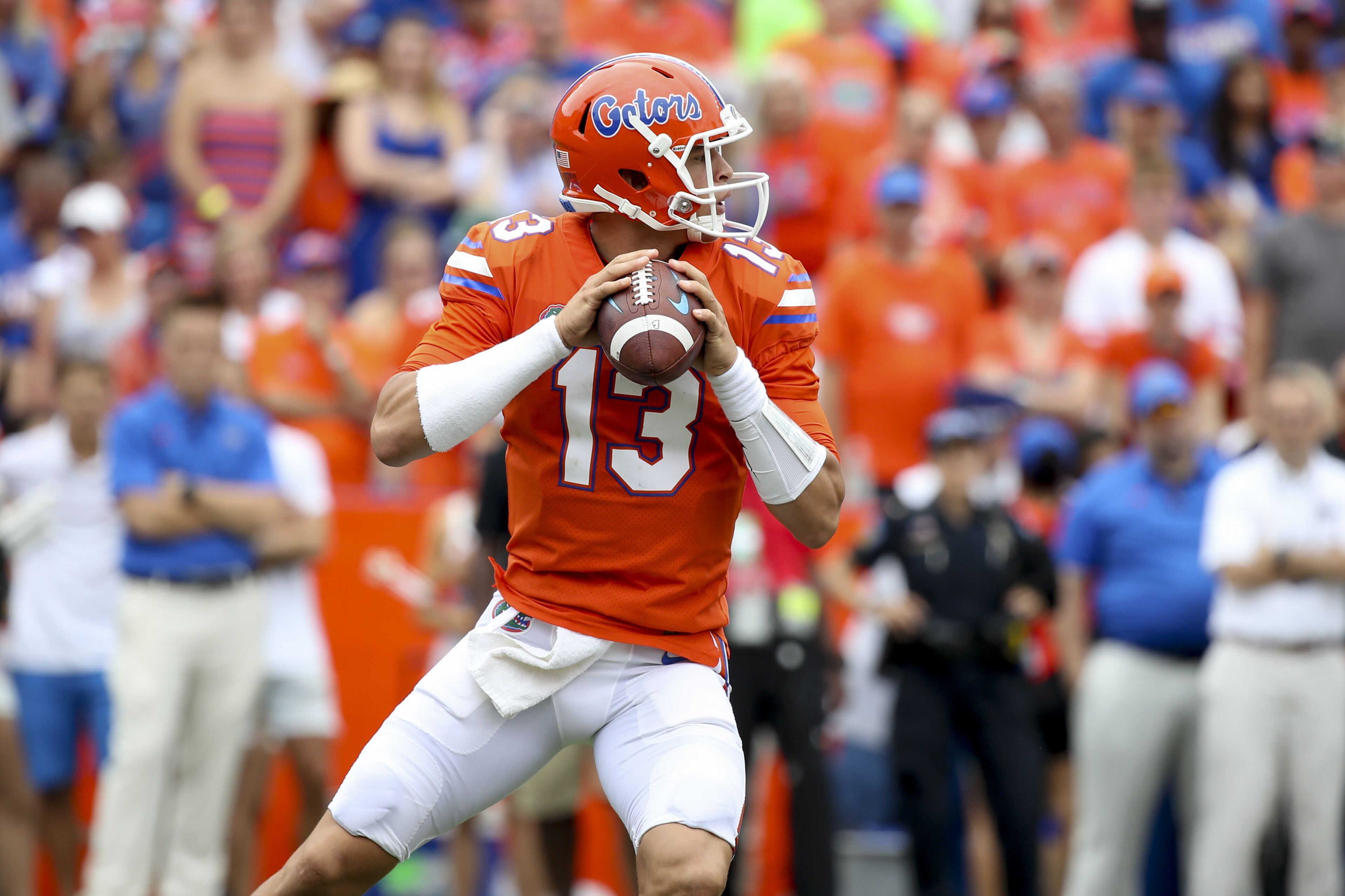 Florida Football: Is Feleipe Franks a Heisman-caliber quarterback?