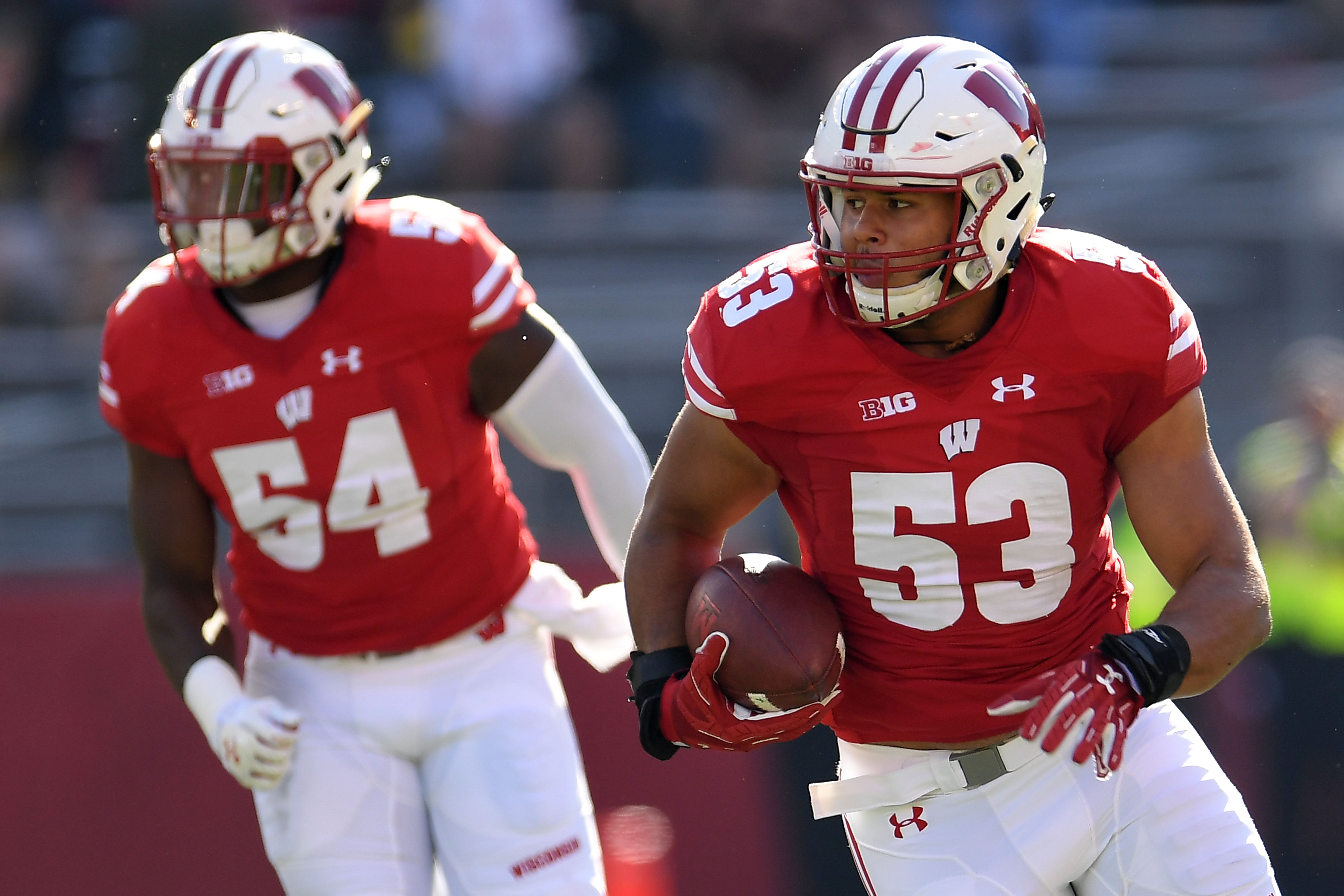 9a092beca Big Ten Football  Ranking the best uniforms in the conference
