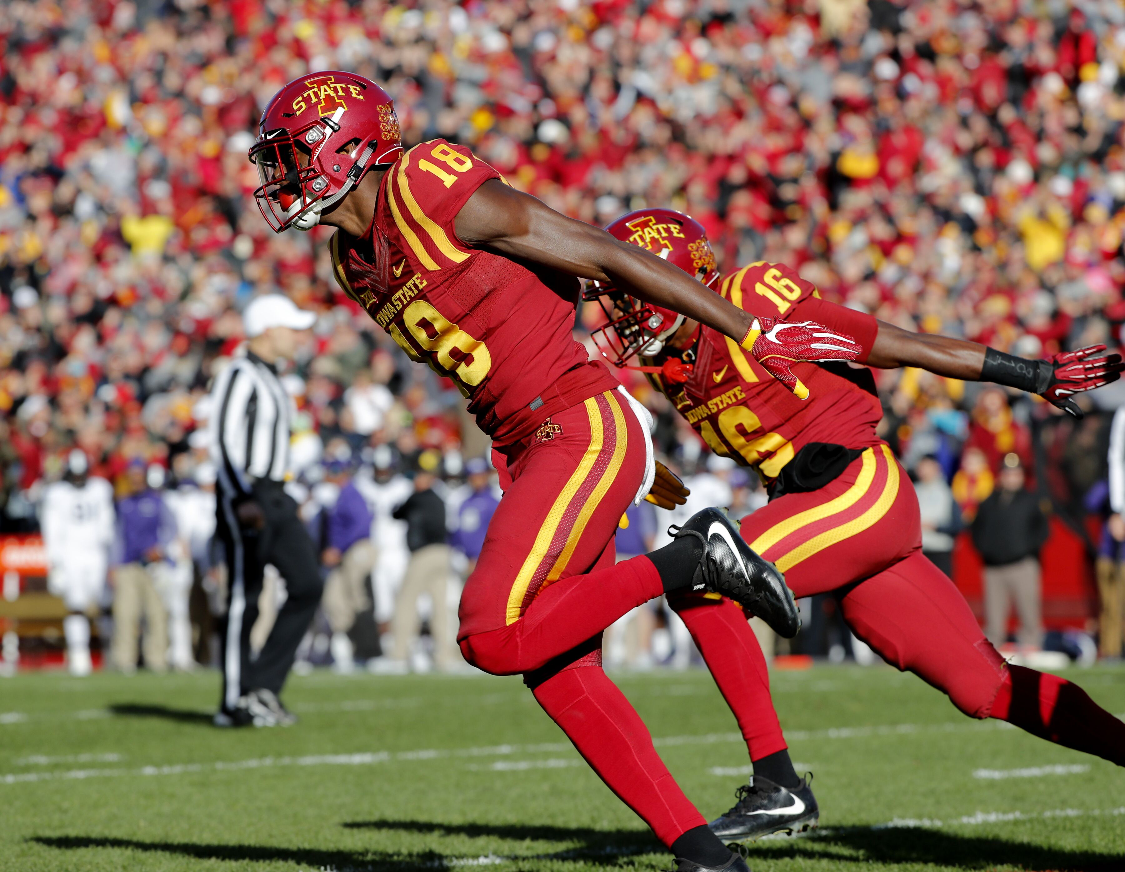 Need Iowa State Cyclones Football Tickets TicketCity offers 100 moneyback guarantee uptodate prices amp event information Over 1 million customers served since 1990!