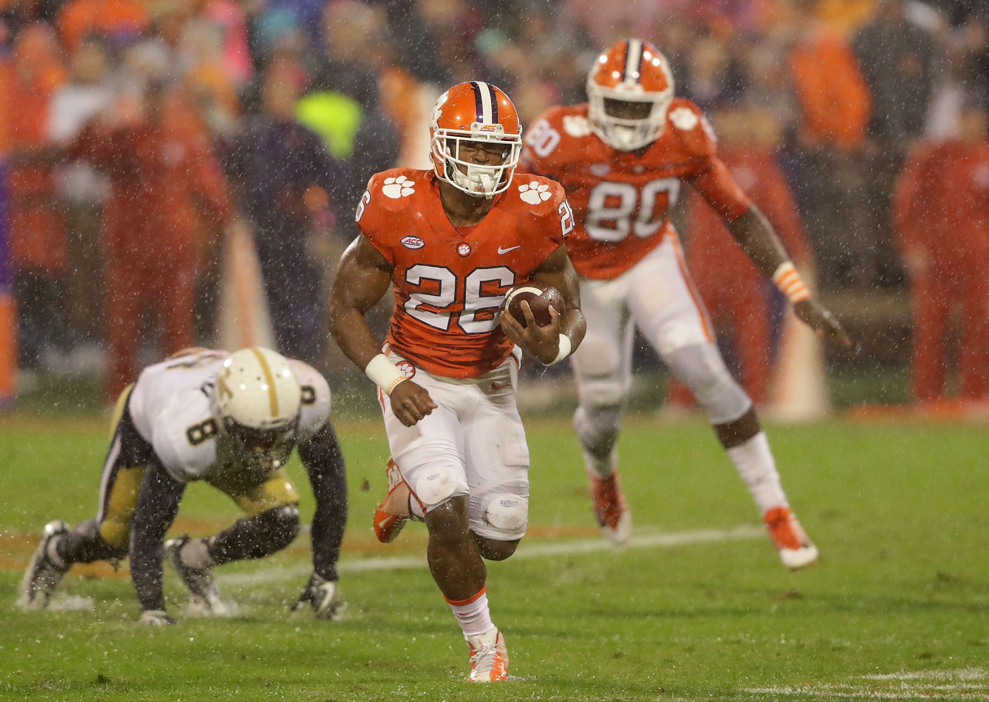 college football playoff 2017 for the clemson tigers