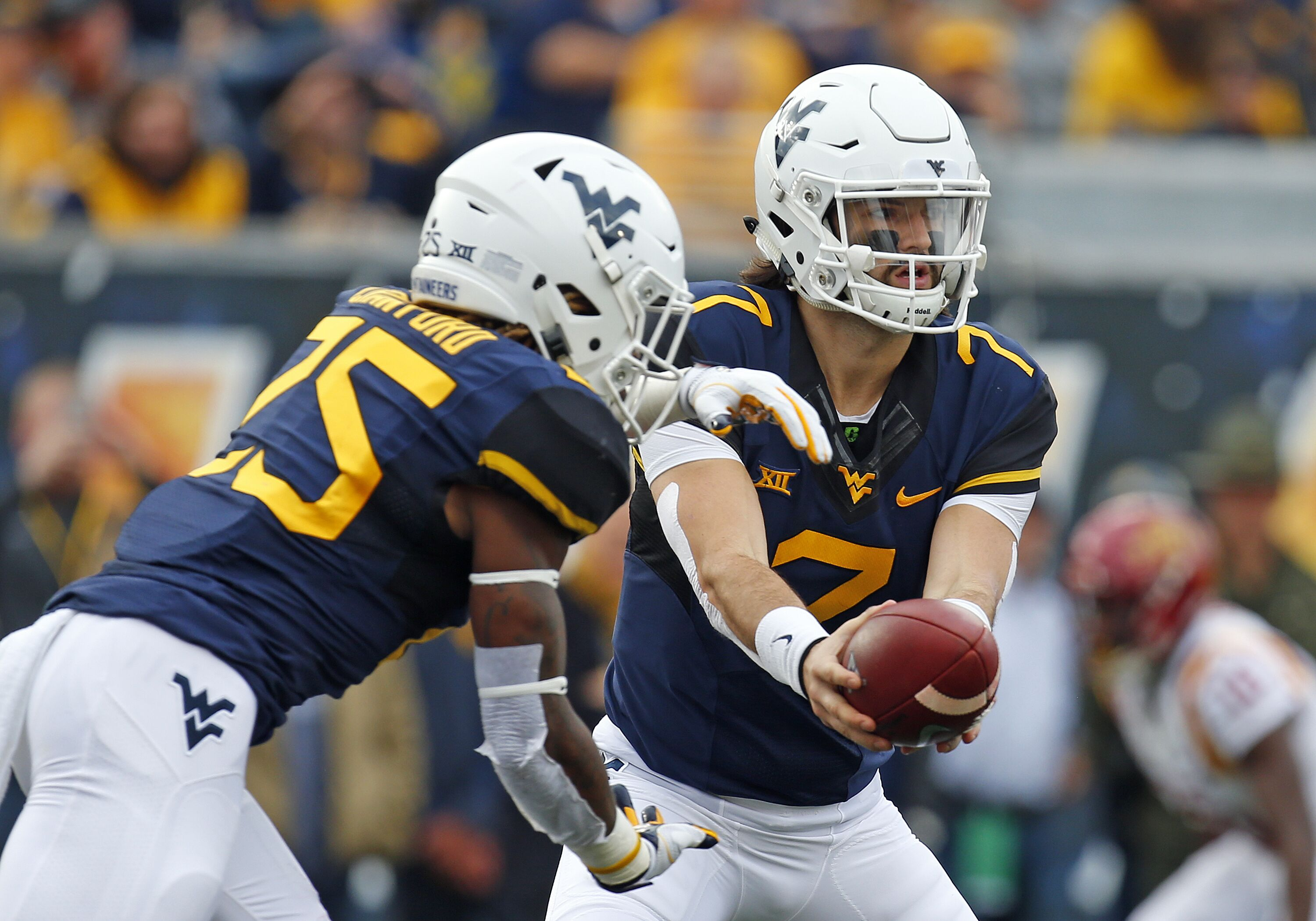 West Virginia Football 3 Ways To Improve From 2017