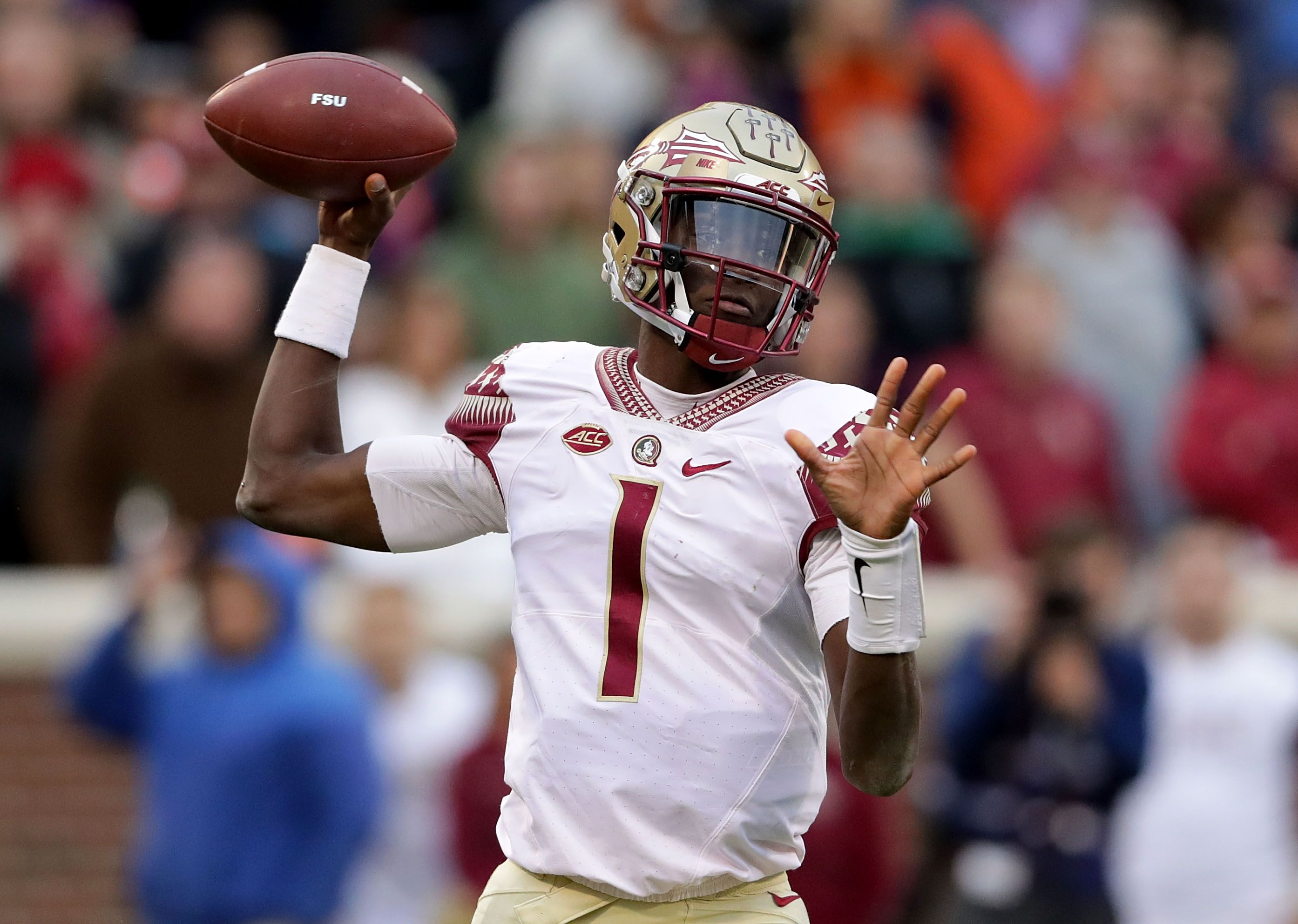 Get the latest Florida State Seminoles news scores stats standings rumors and more from ESPN