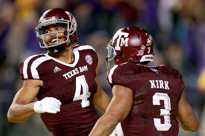 The Latest Texas A&M Aggies NCAA Football News   SportSpyder