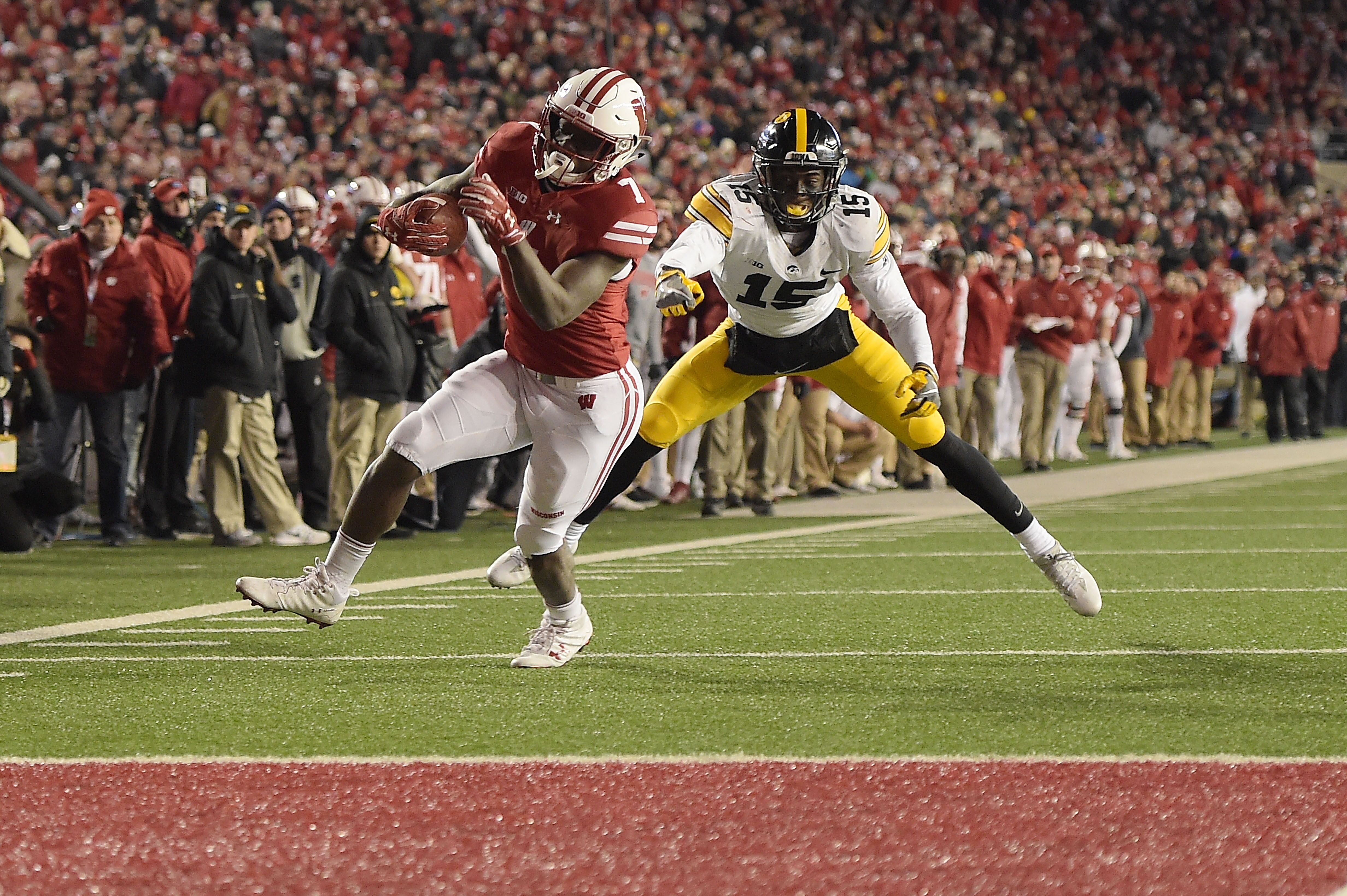 Wisconsin Football Will Badgers Be On Upset Alert Again