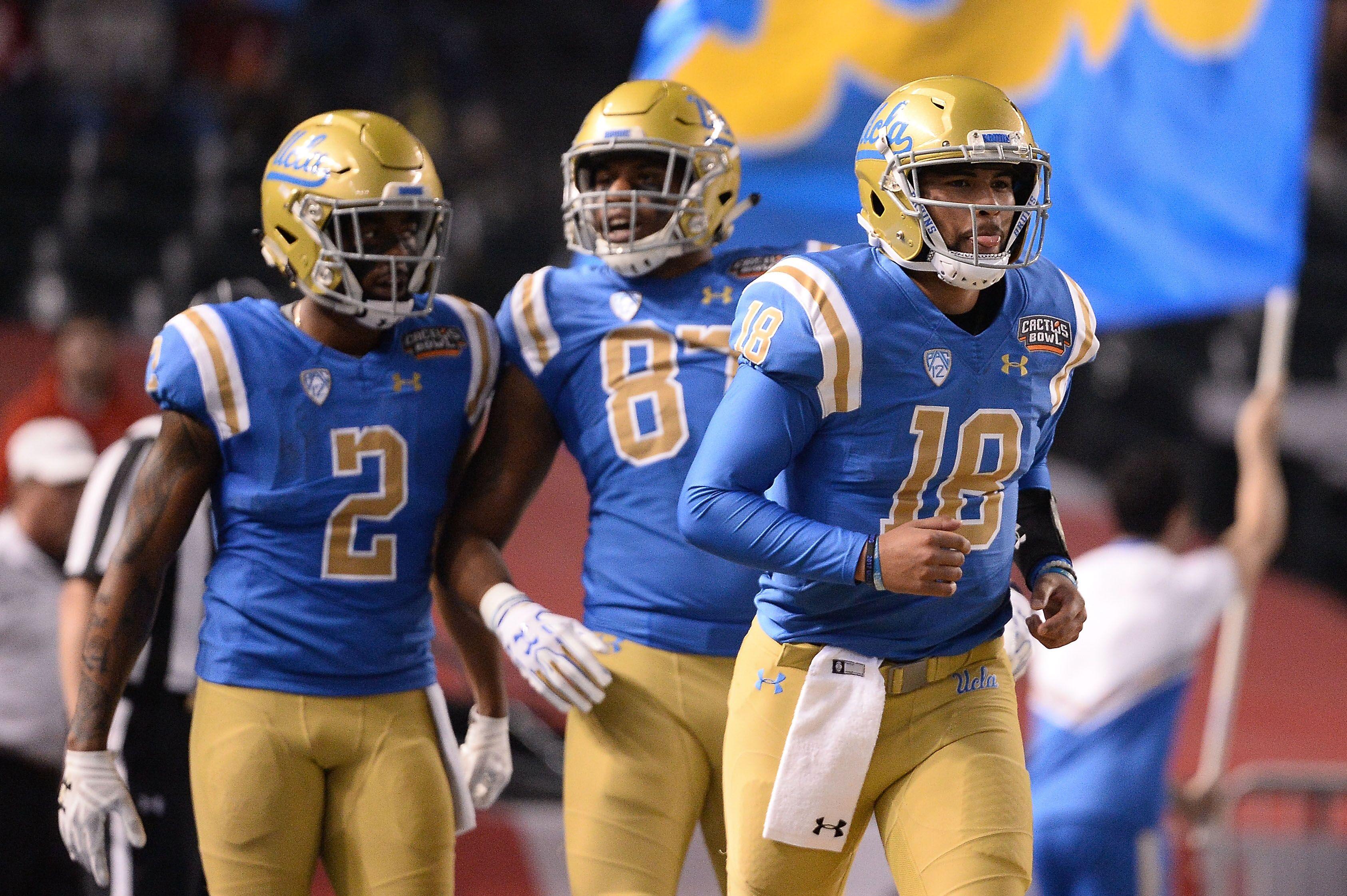 Ucla Football Team UCLA Football: 5 story...