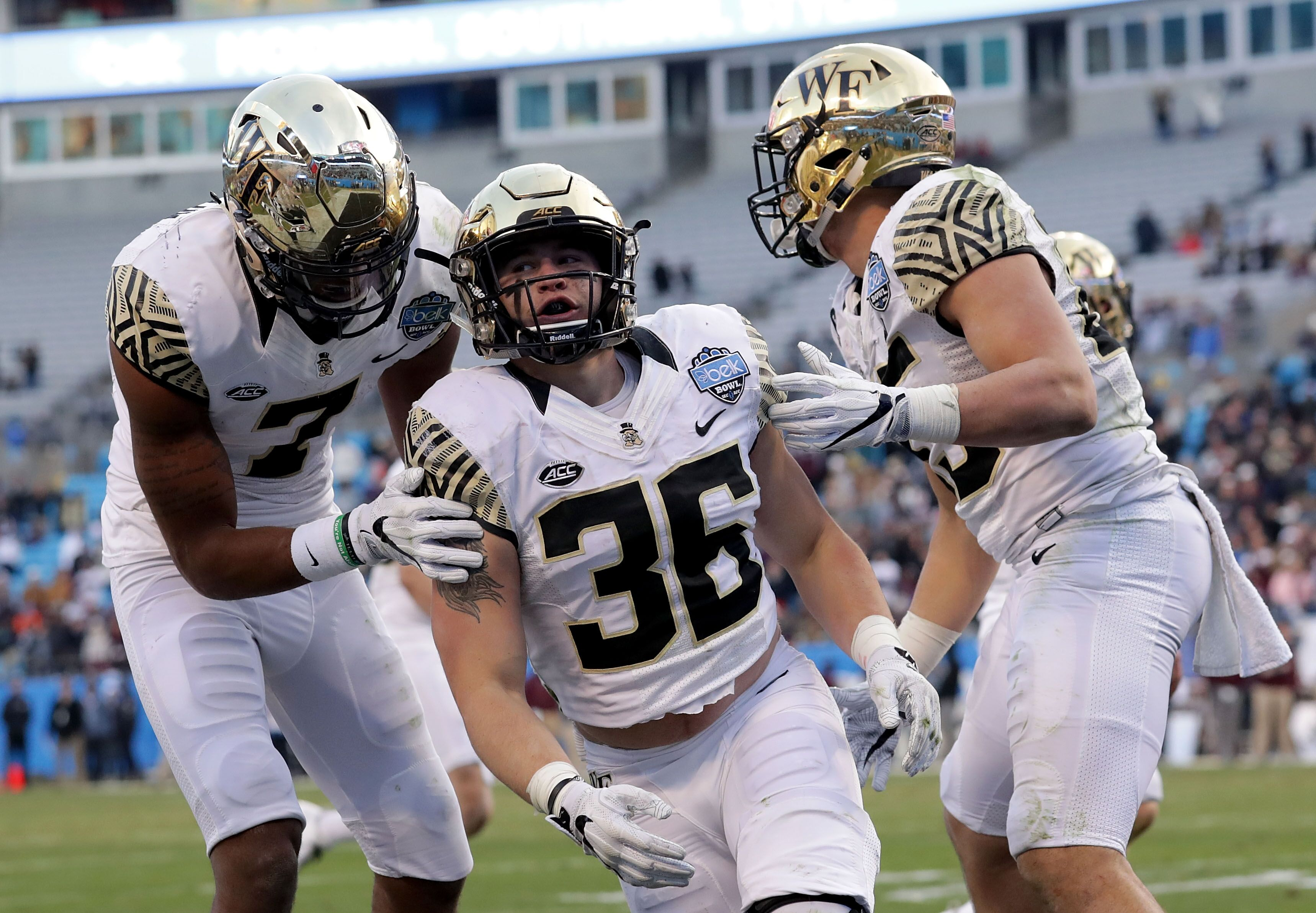 Get the latest Wake Forest Demon Deacons news scores stats standings rumors and more from ESPN