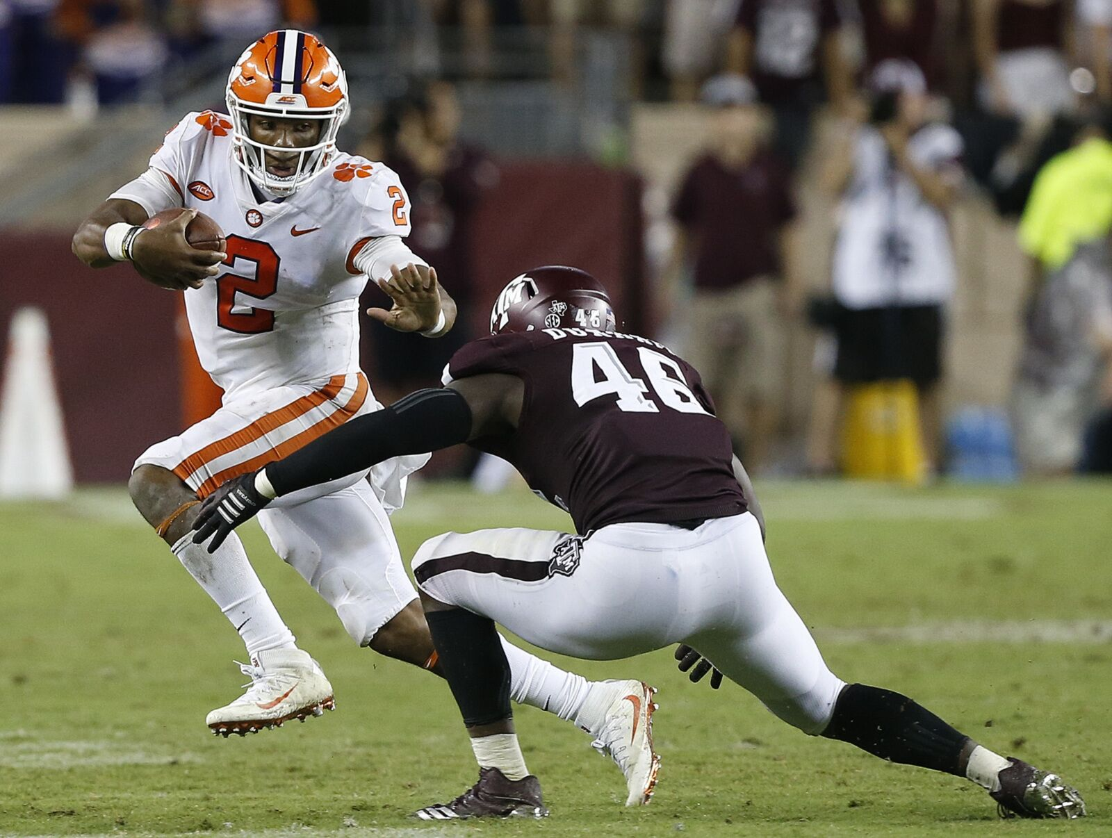 Texas A&M Football: Kelly Bryant sold on joining SEC after battle with Aggies
