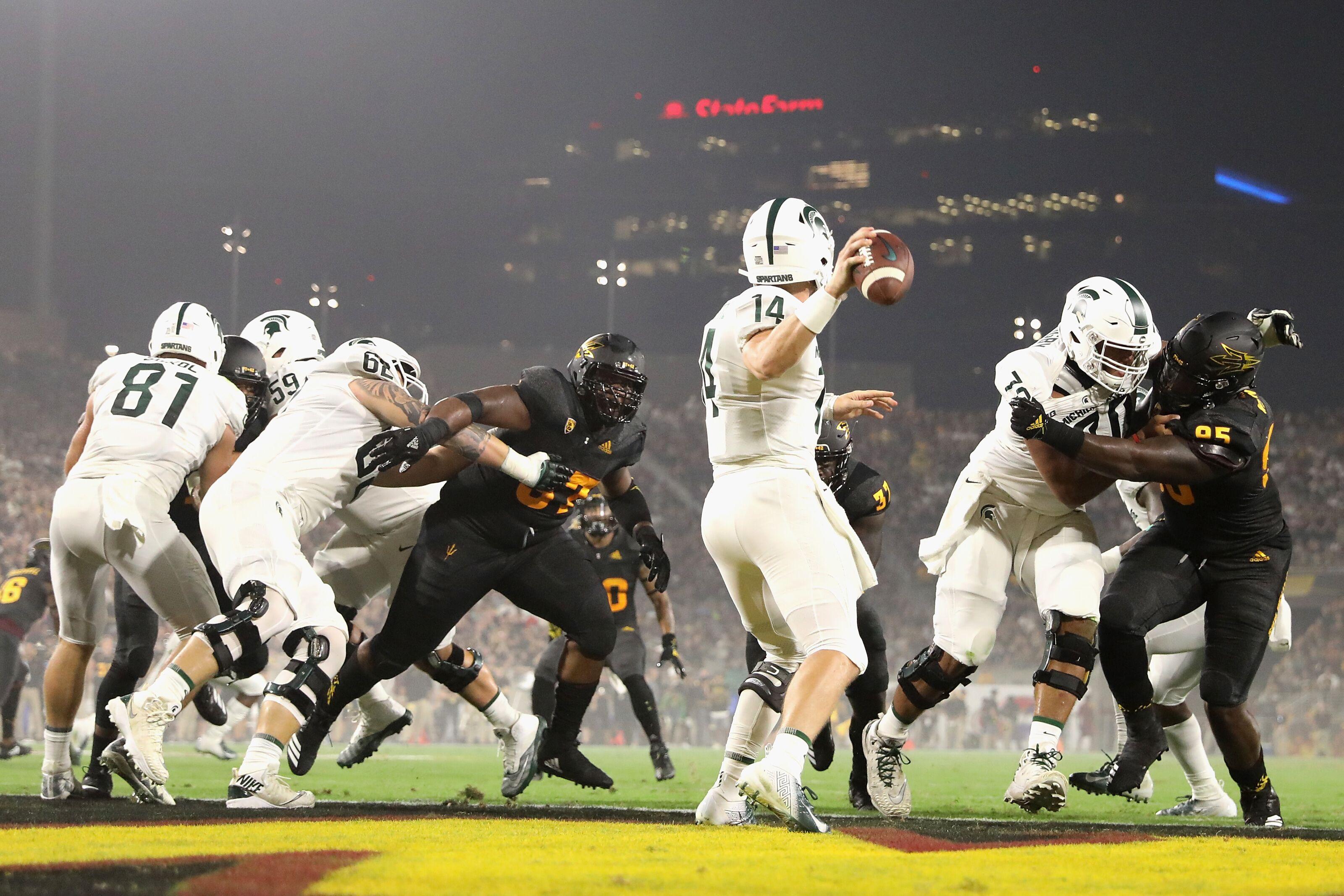 Michigan State Football: Spartans seek revenge vs  Northwestern