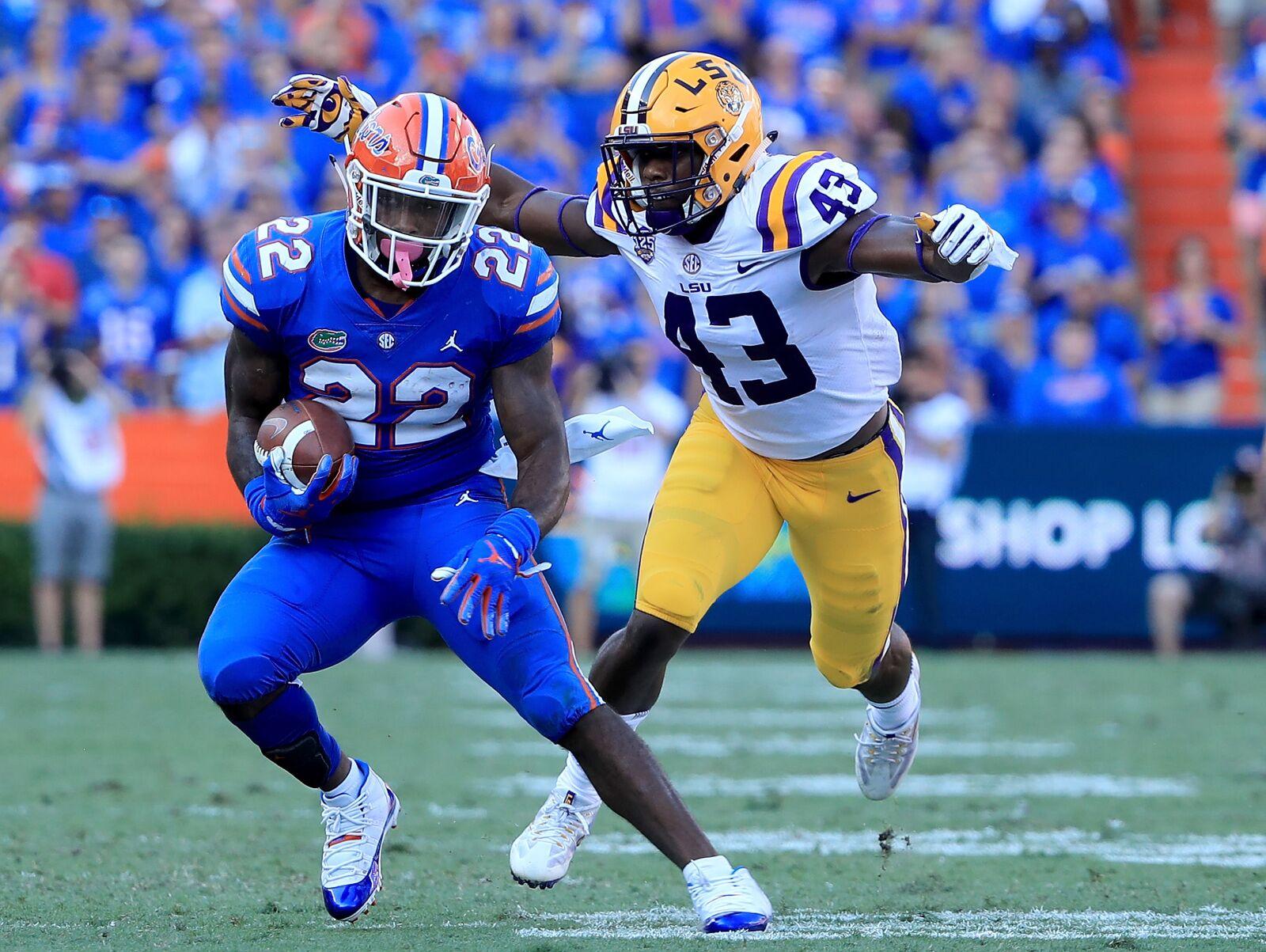SEC Football Power Rankings 2018: LSU, Kentucky fall in Week 6