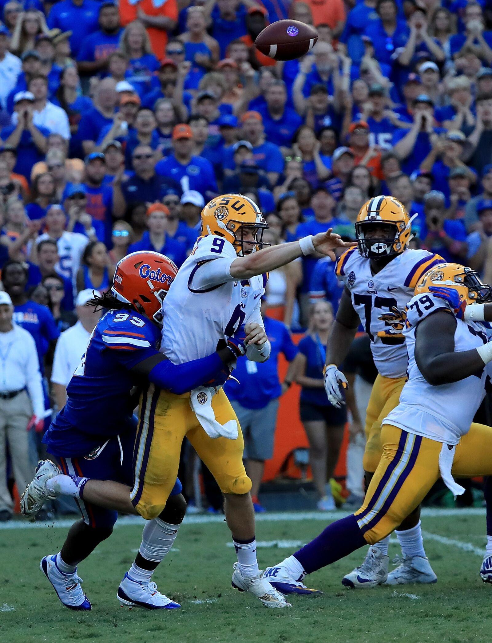 Florida Football: Gators fans honored among SEC's best in Fandom250