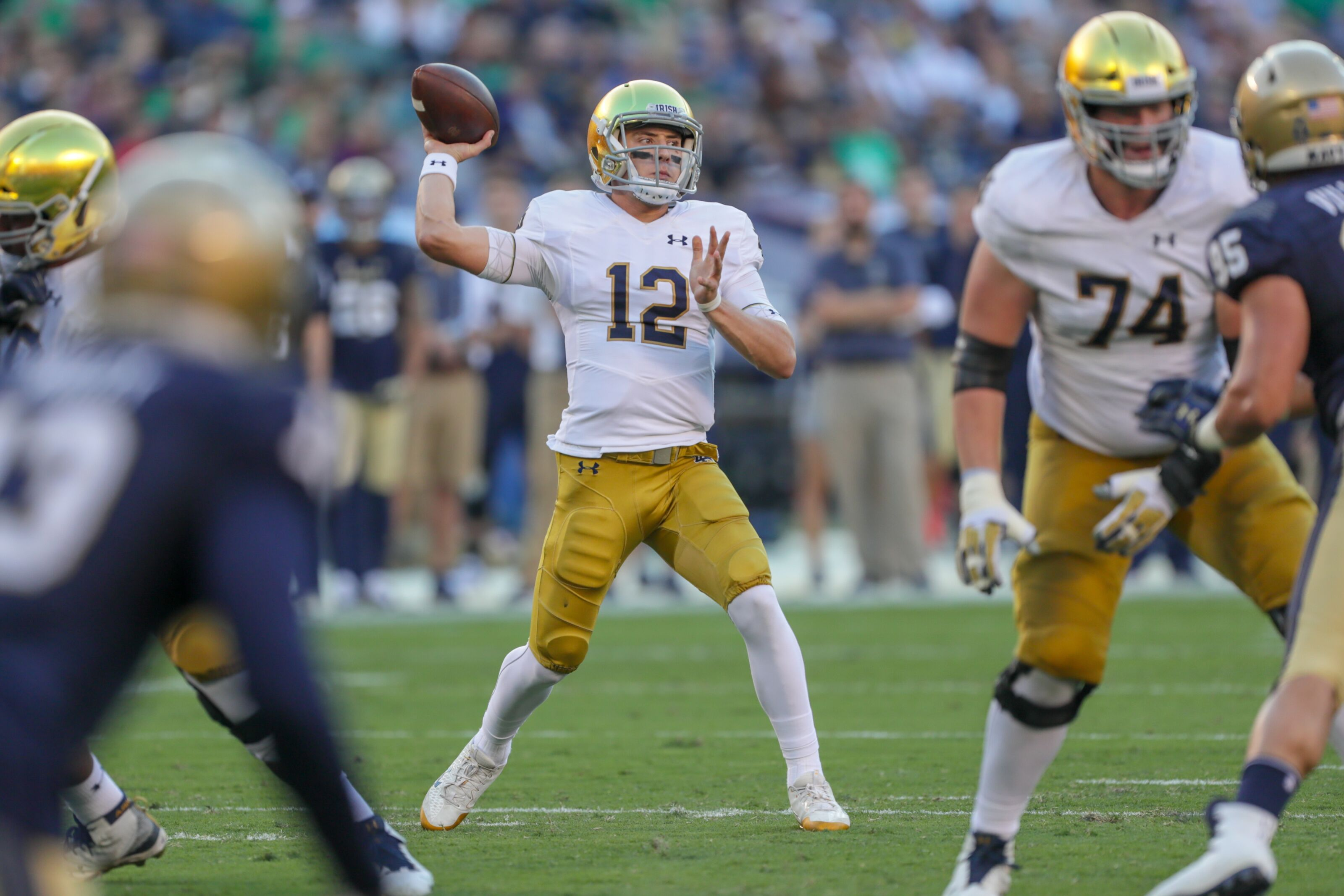 Notre Dame Football: 5 reasons Irish will beat Syracuse in Week 12