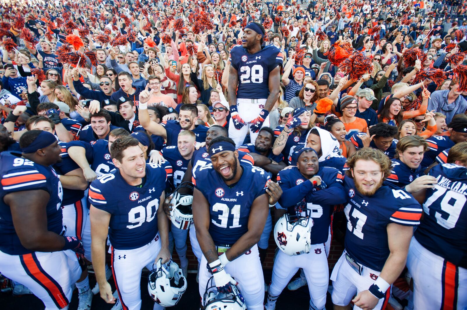 Auburn Football: Post-spring game-by-game predictions for 2019