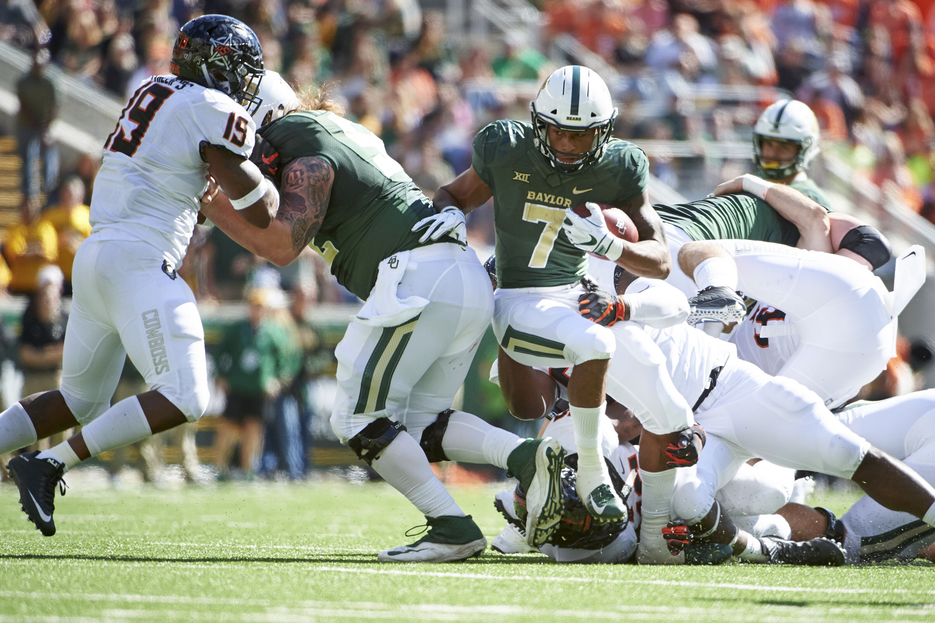 Baylor Football: 3 takeaways from huge win at Oklahoma State