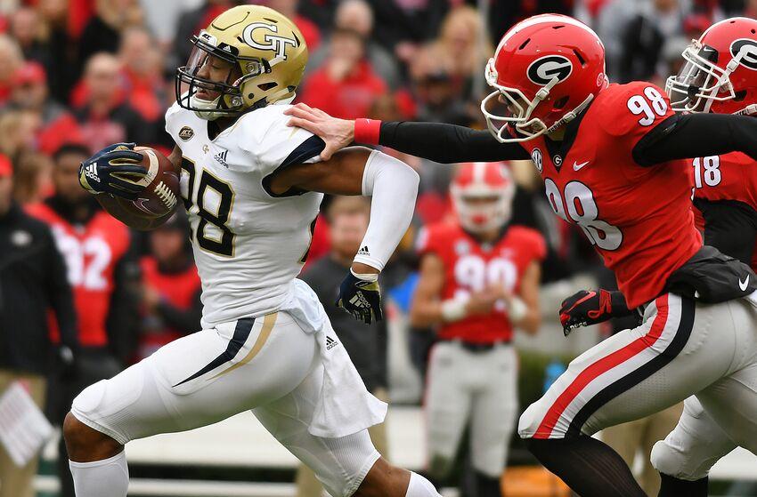Georgia Tech Football: Jackets pass Georgia in 2020 recruiting