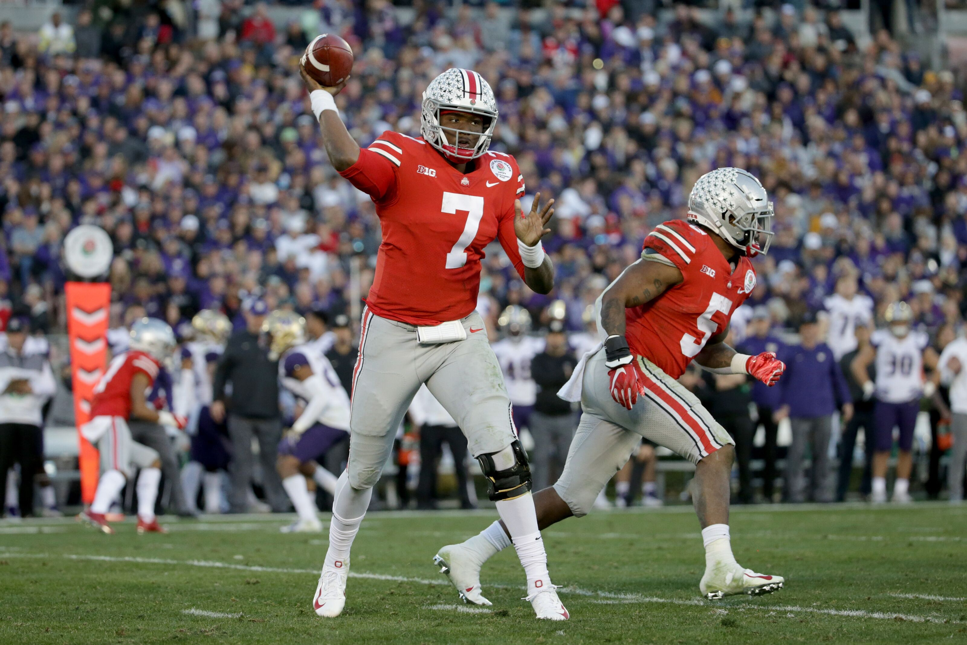 NFL Draft 2019: Redskins get their franchise QB in Dwayne Haskins