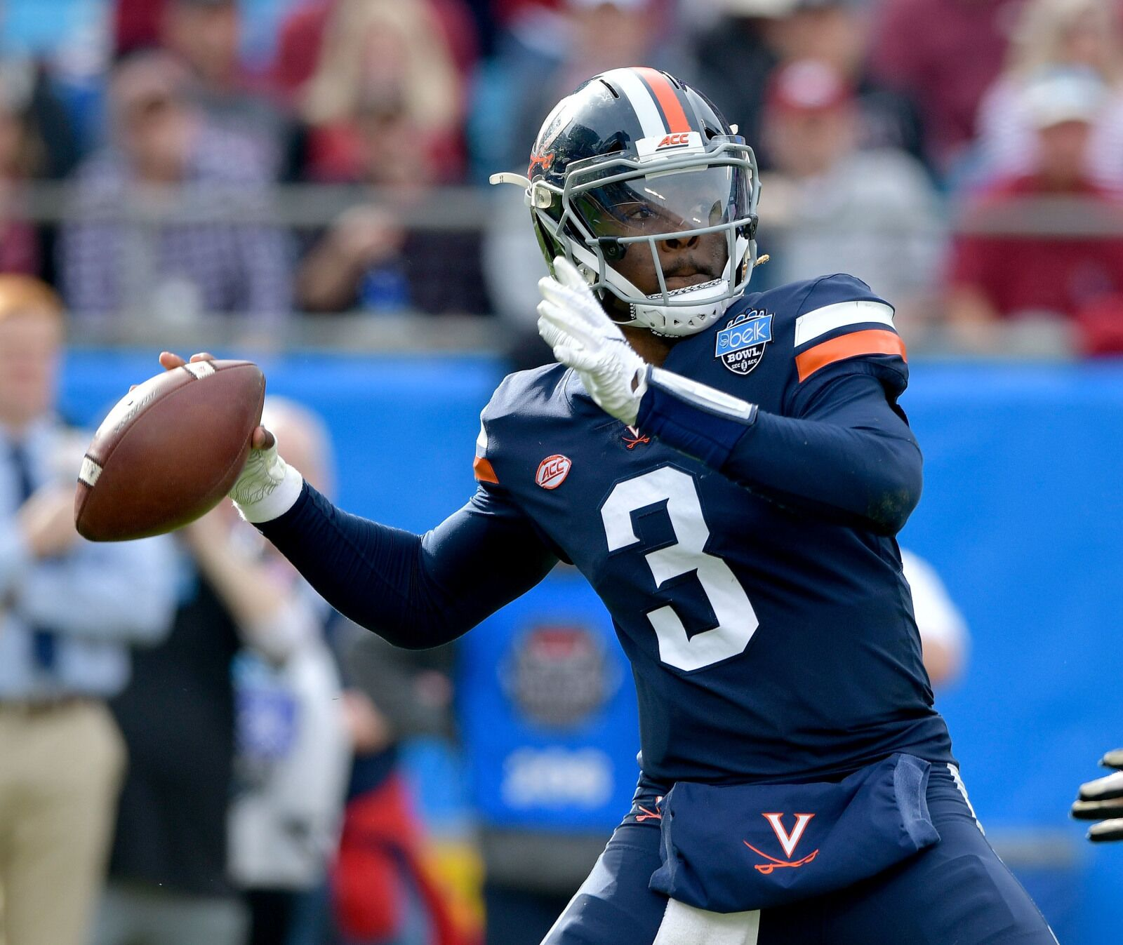 Virginia Football: Bryce Perkins is the best QB no one's talking about