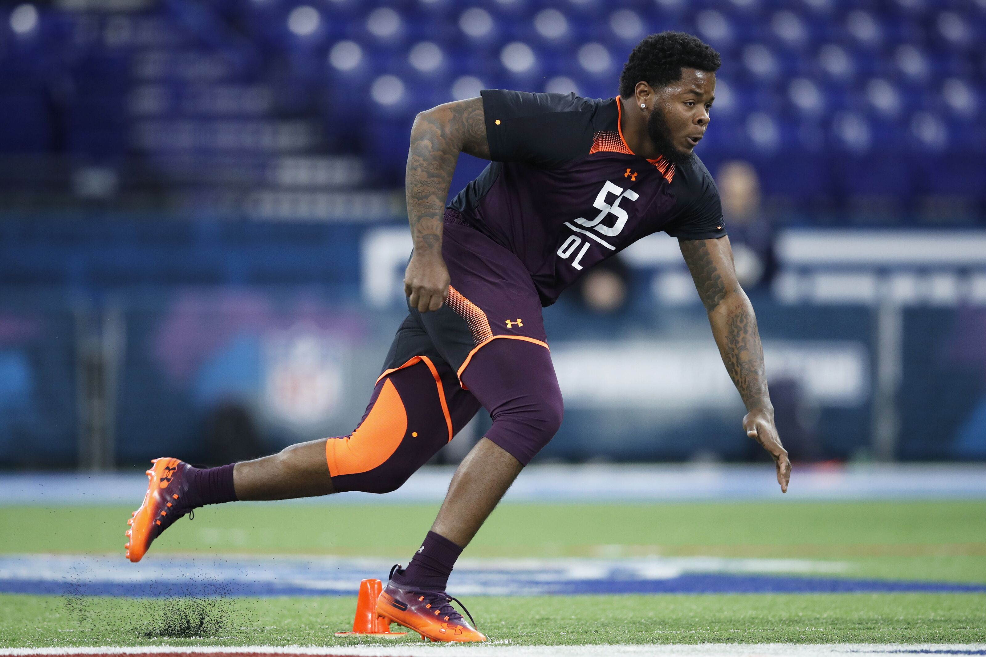 NFL Draft: Jawaan Taylor staying home, picked by Jags