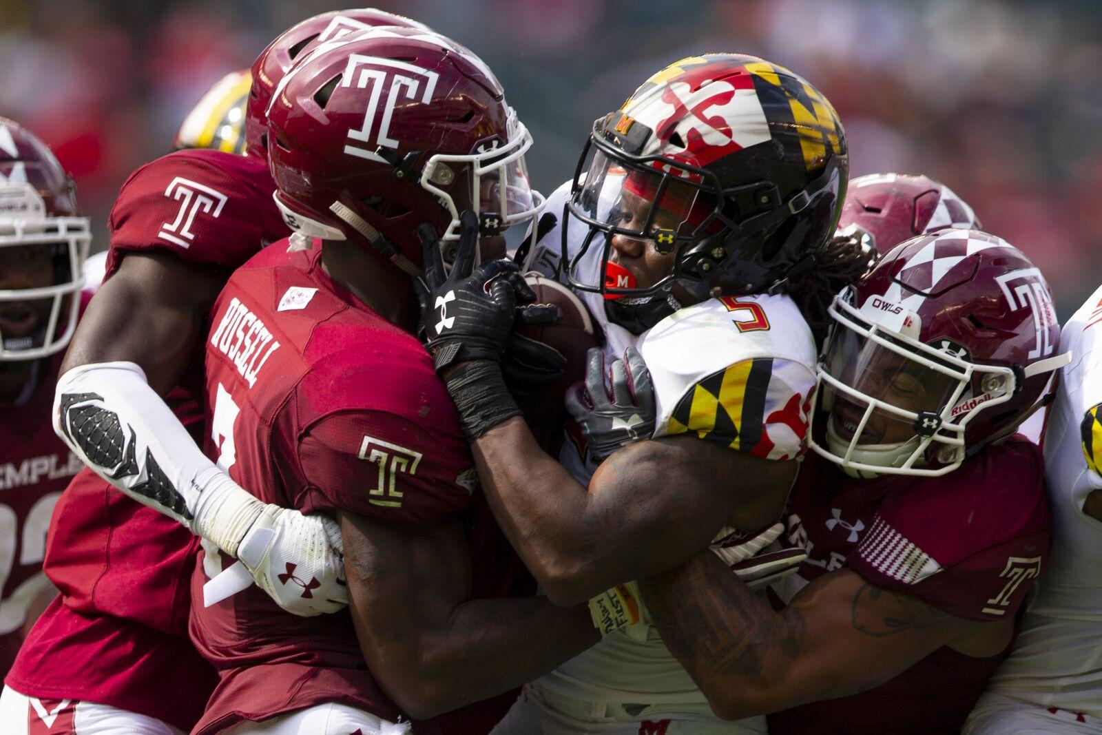 Big Ten Football Power Rankings, Week 4: Maryland, MSU suffer setbacks