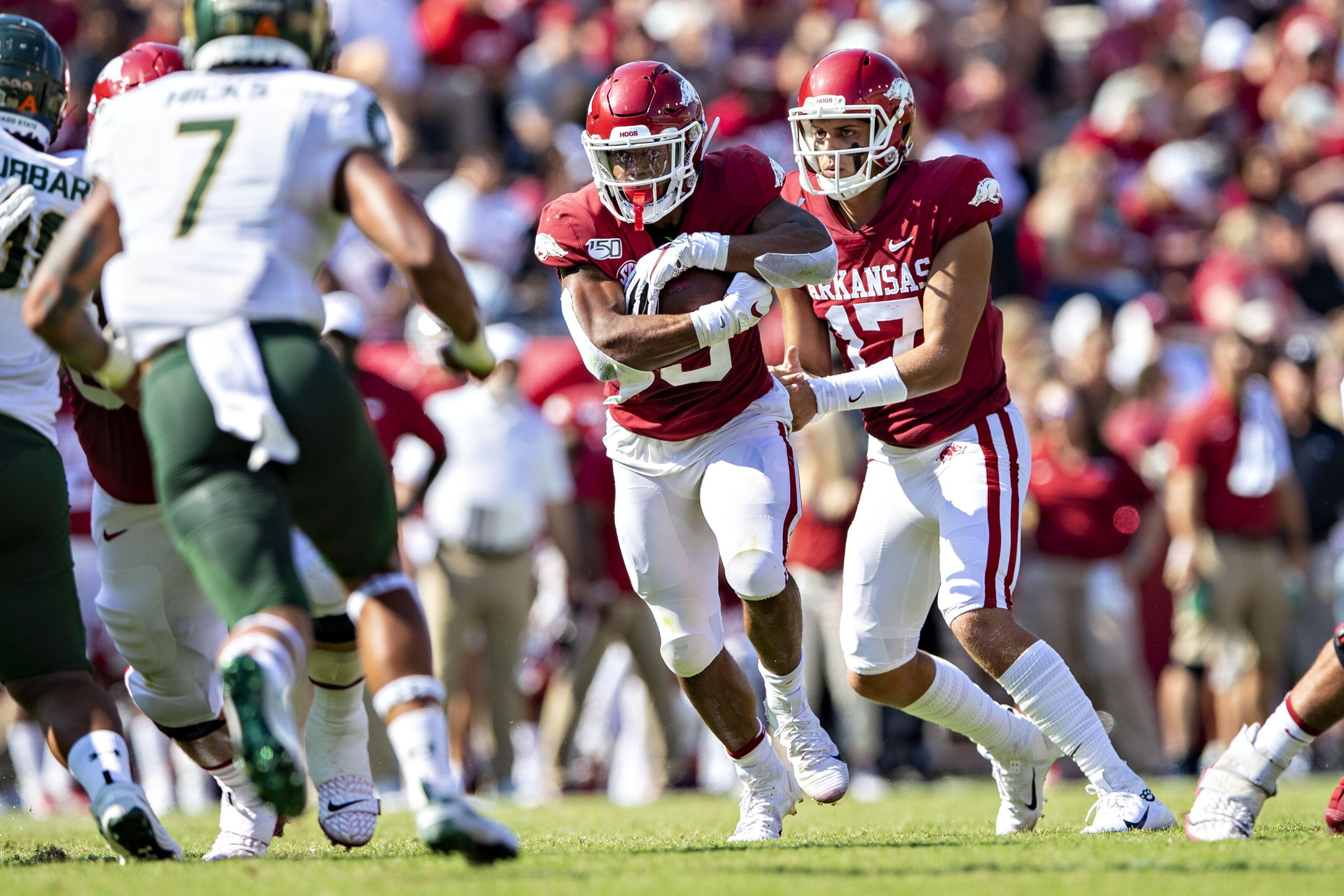 Arkansas football gets one final tune-up vs. San Jose State in Week 4