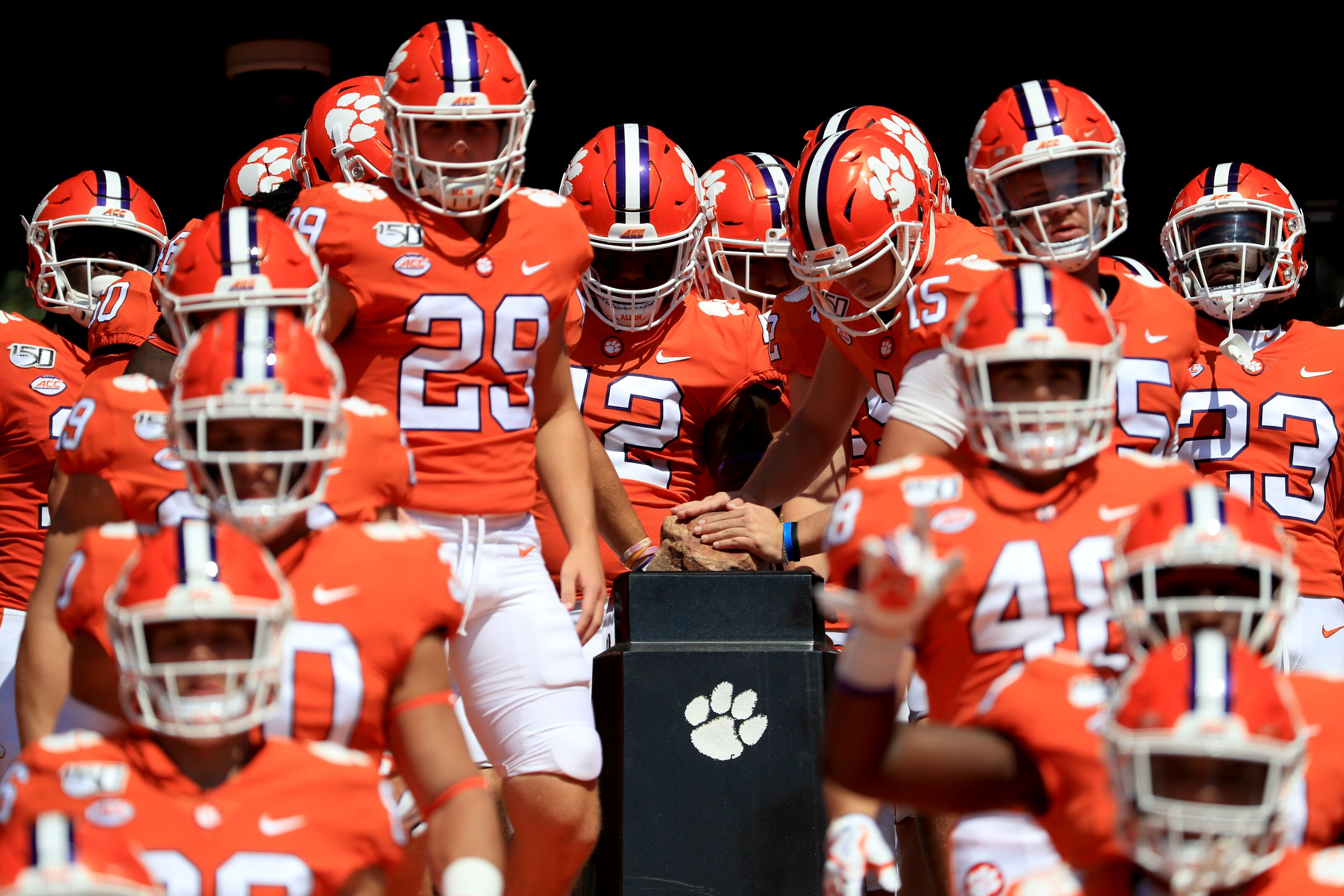 Clemson football looking to silence doubters vs. Florida State