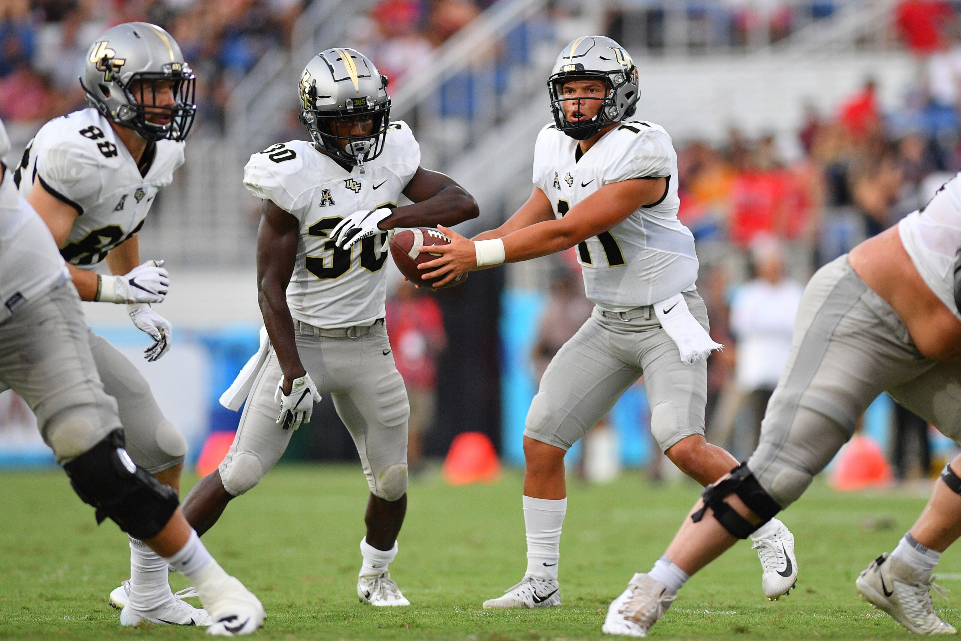 UCF Football: Report card from big Week 3 win over Stanford