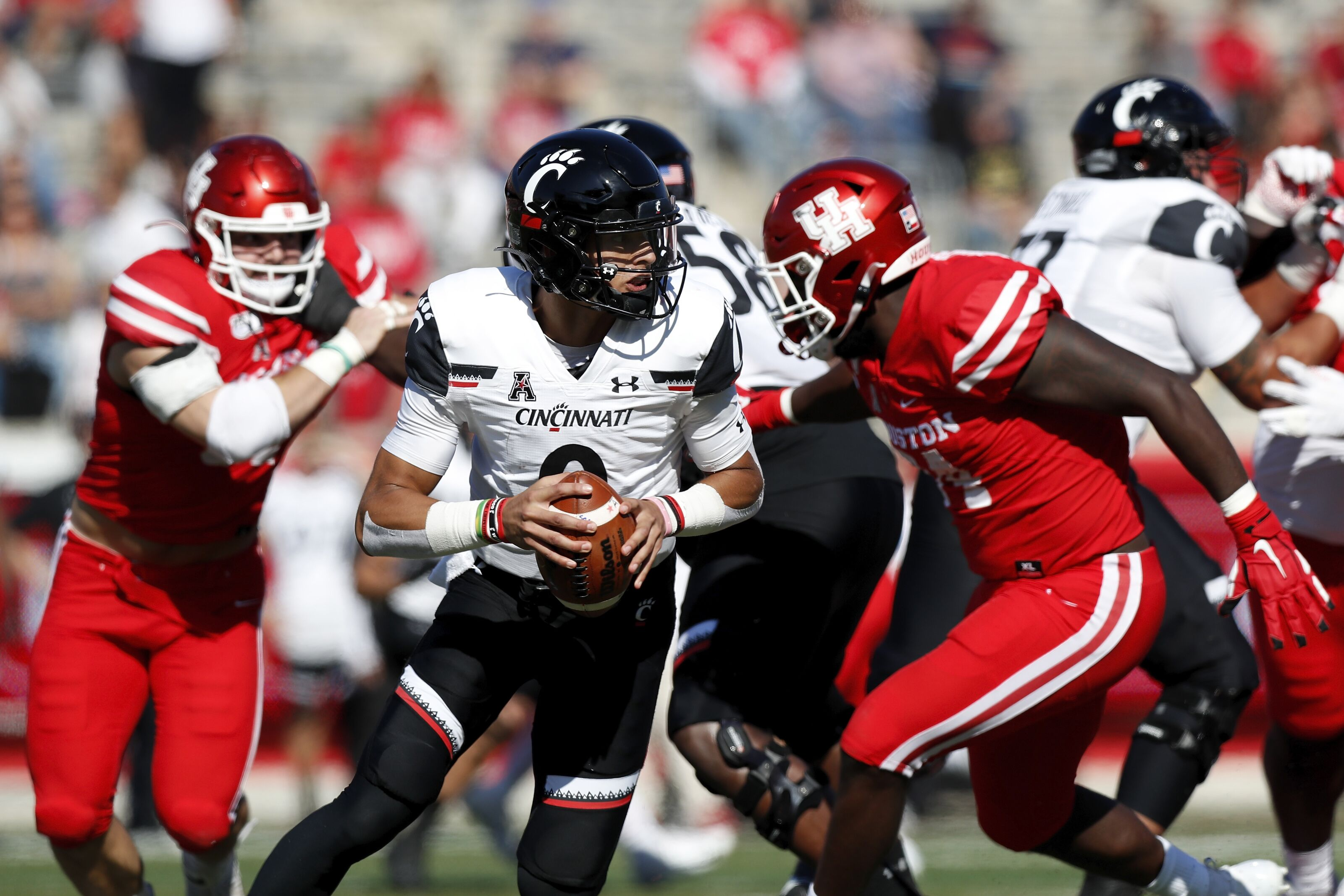 Cincinnati Football: 3 takeaways from AAC showdown win at Houston