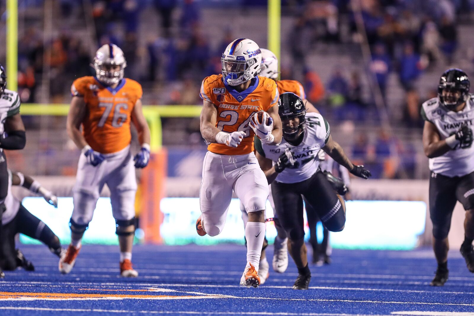 Boise State Football: 3 keys to victory vs. BYU in Week 8