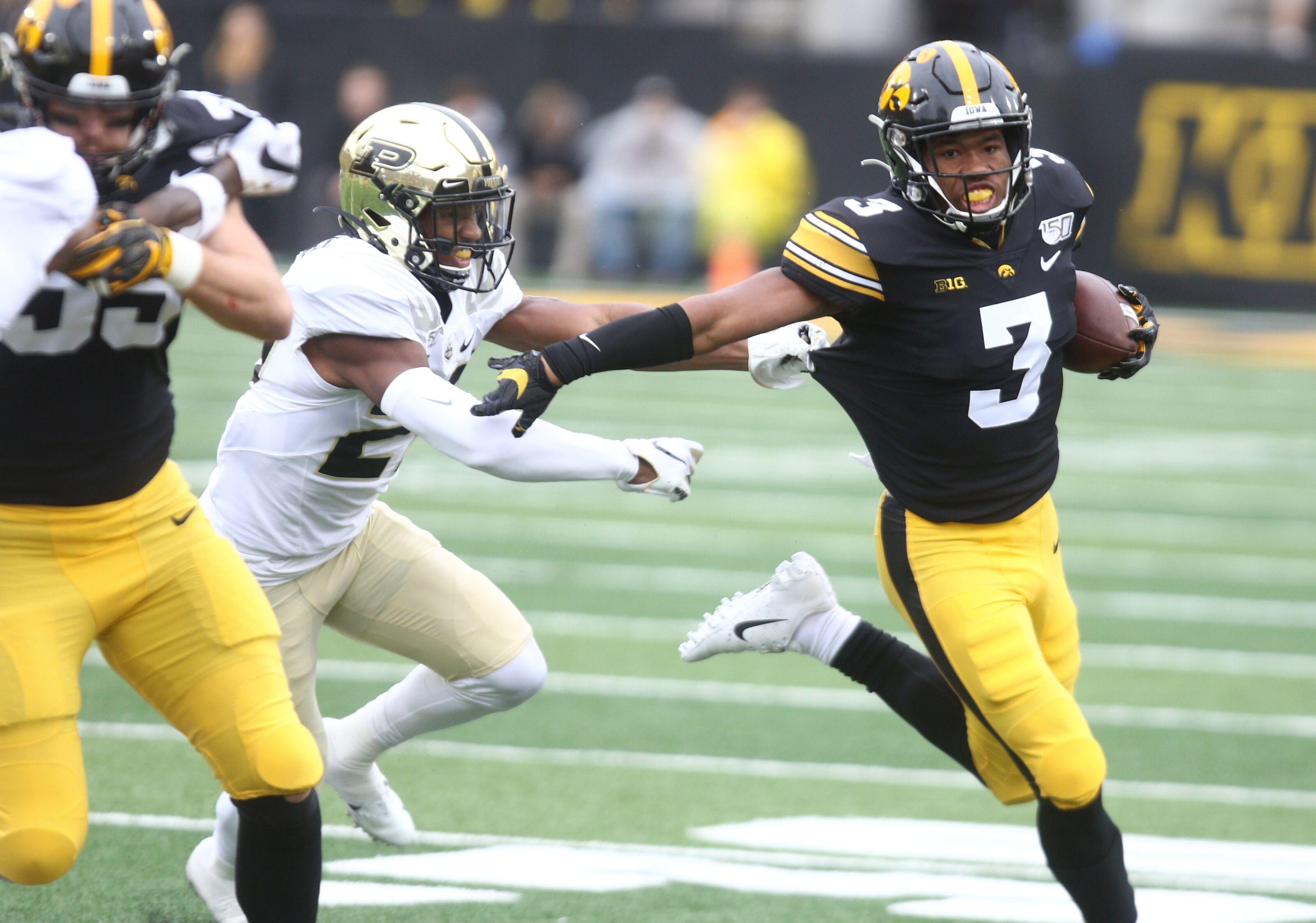 Iowa Football: 3 takeaways from slim win against Purdue in Week 8