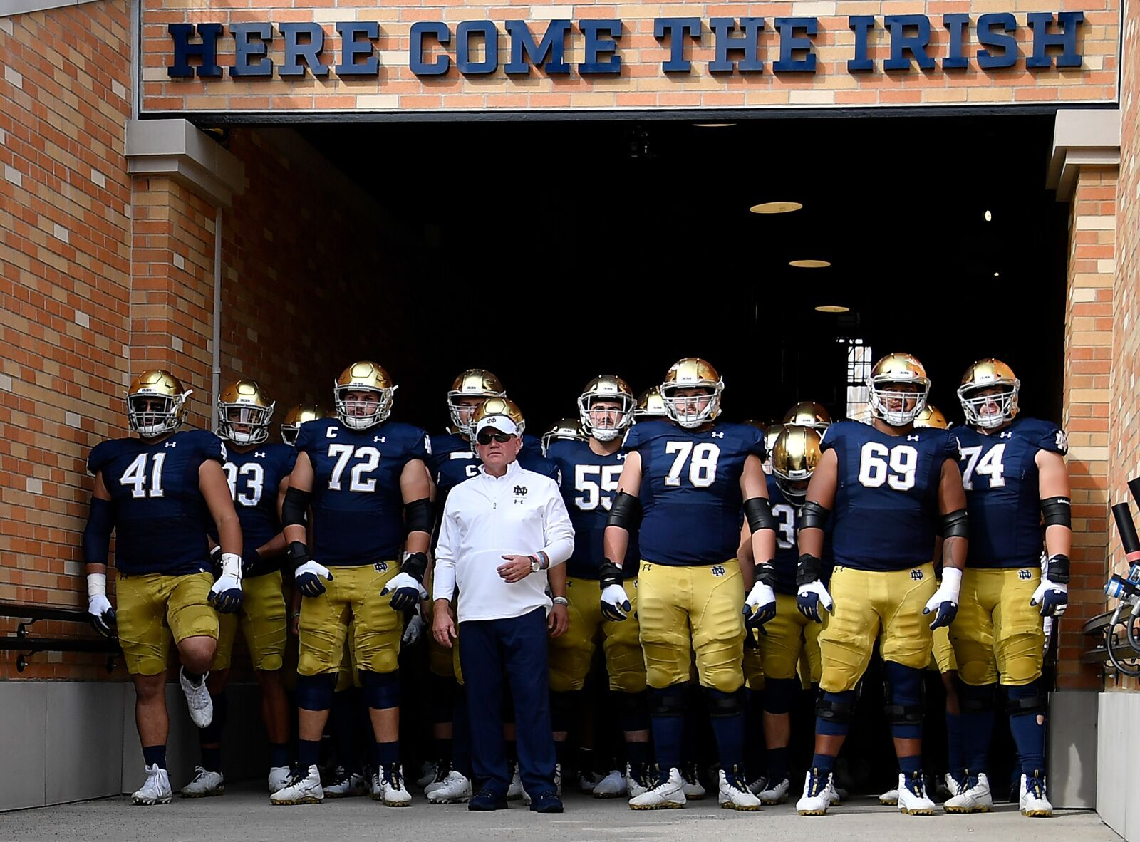 Notre Dame Football: Final report card for 2019 season