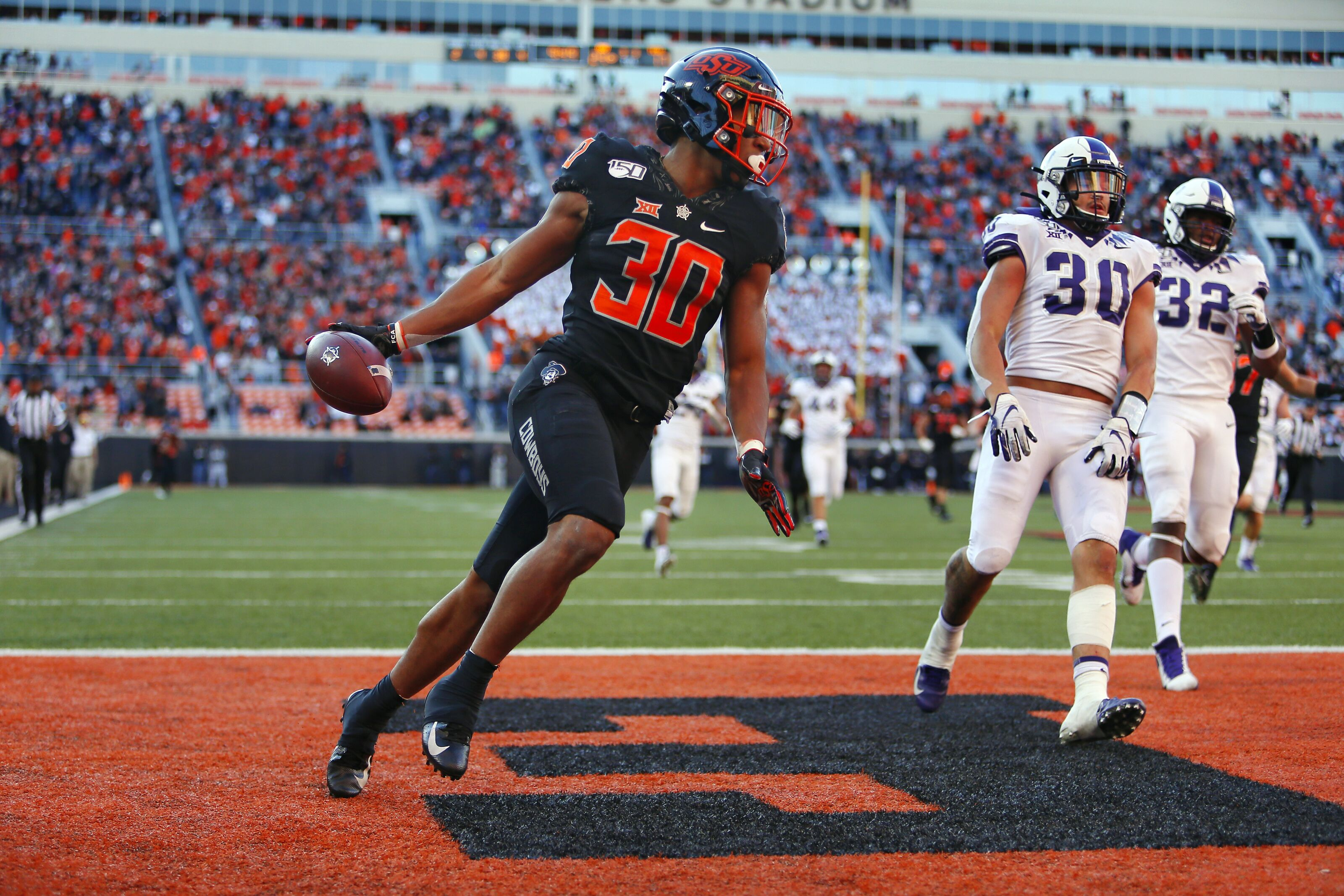 Oklahoma State Football: Return of Chuba Hubbard could yield Big 12 title