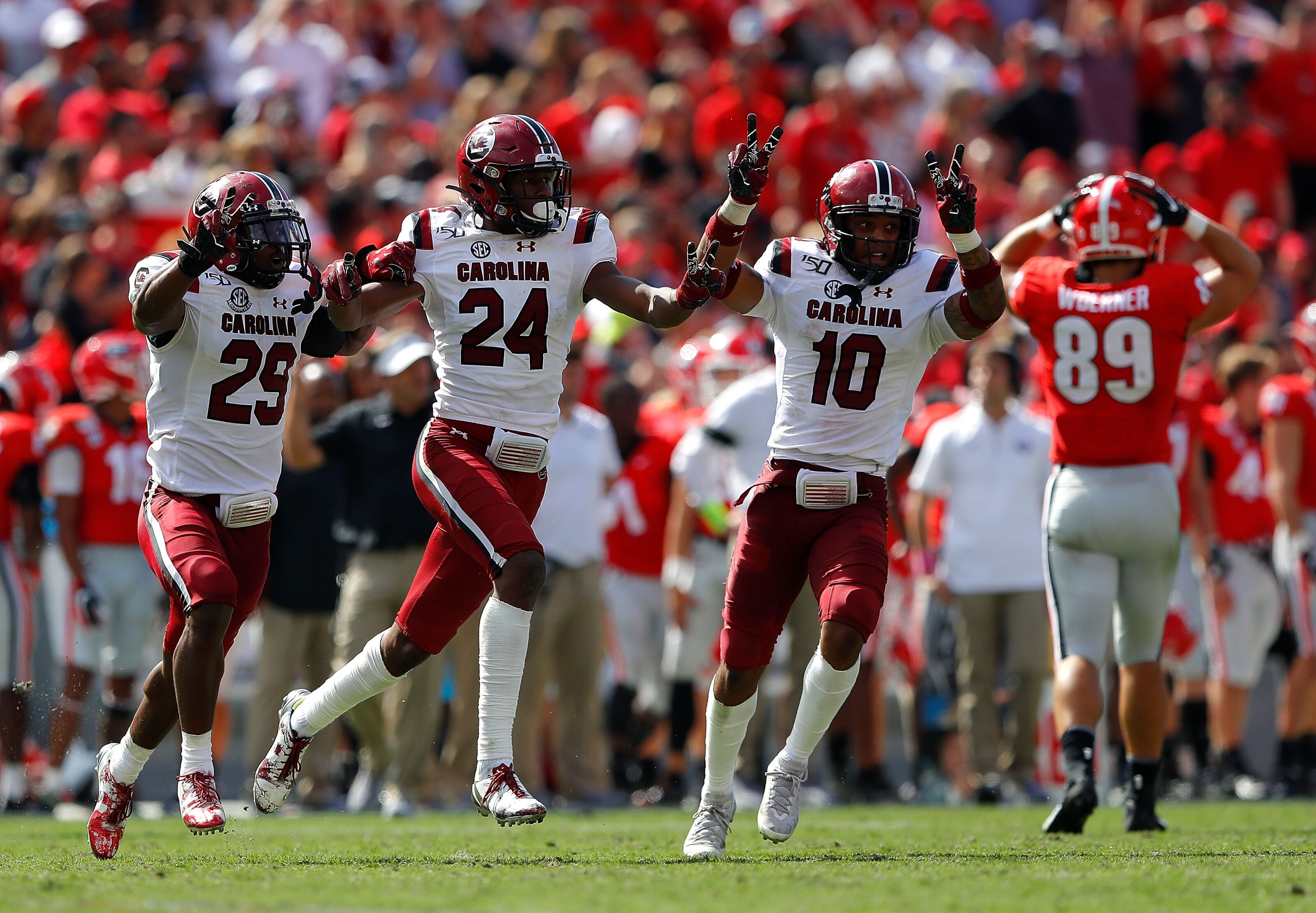 Blitz Podcast: Best, worst of college football Week 7 and Week 8 ATS