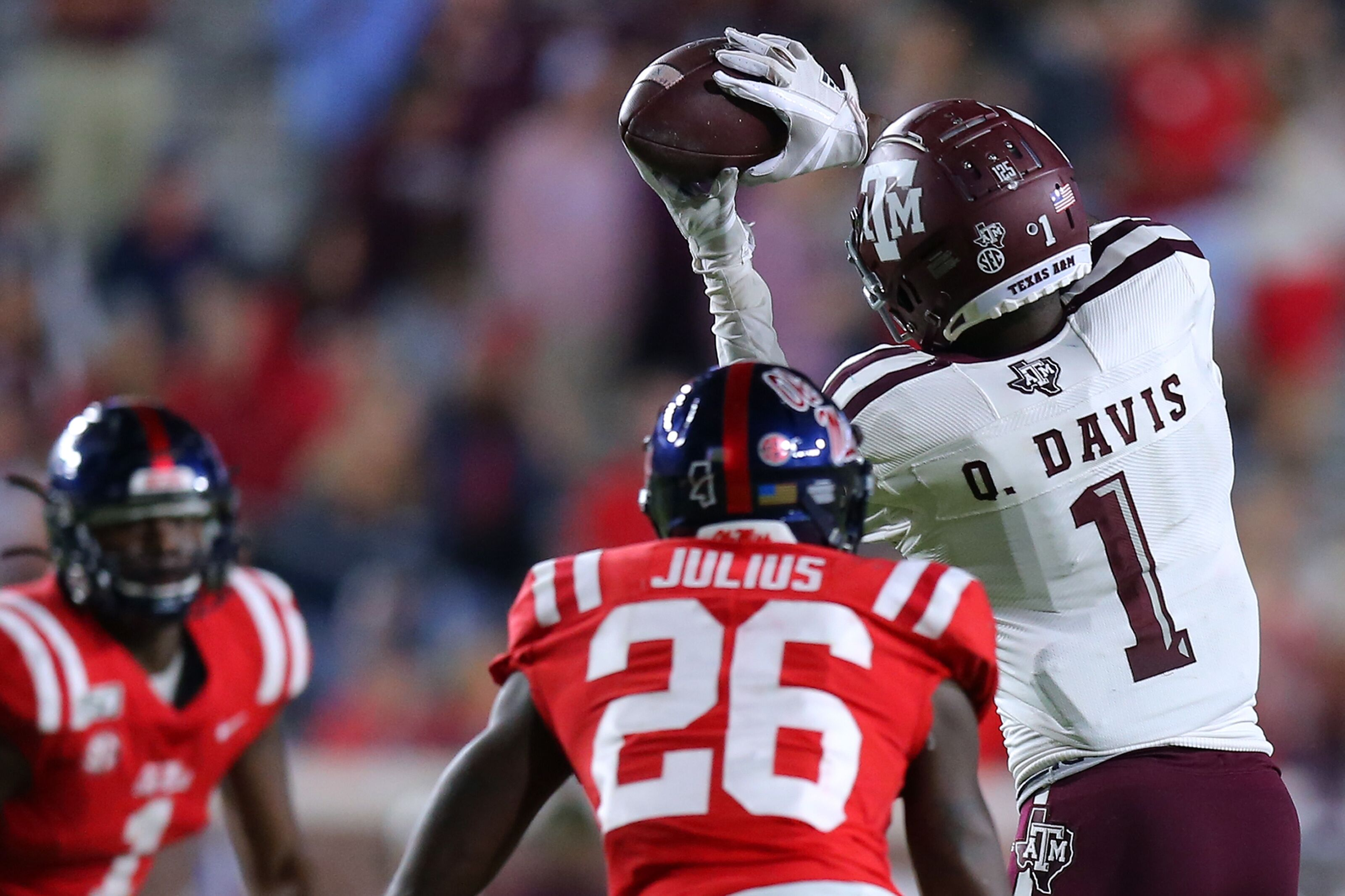 Texas A&M Football: 3 quick takeaways from win over Ole Miss
