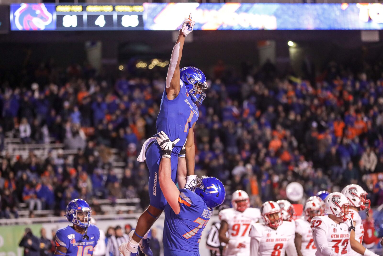 Boise State Football: 3 takeaways from MWC blowout of New Mexico