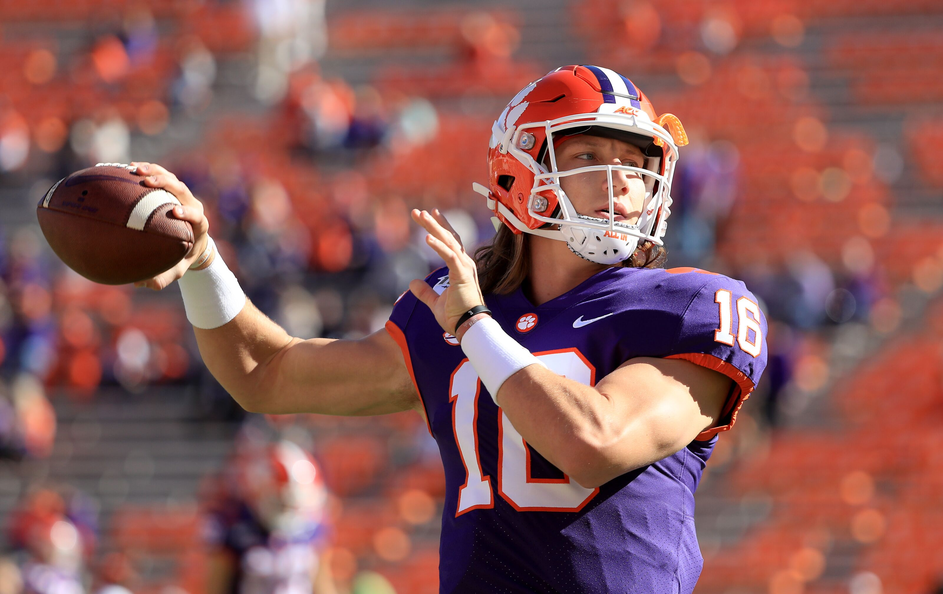 Clemson Football Likely Locks Up Top 4 Spot In First 2019