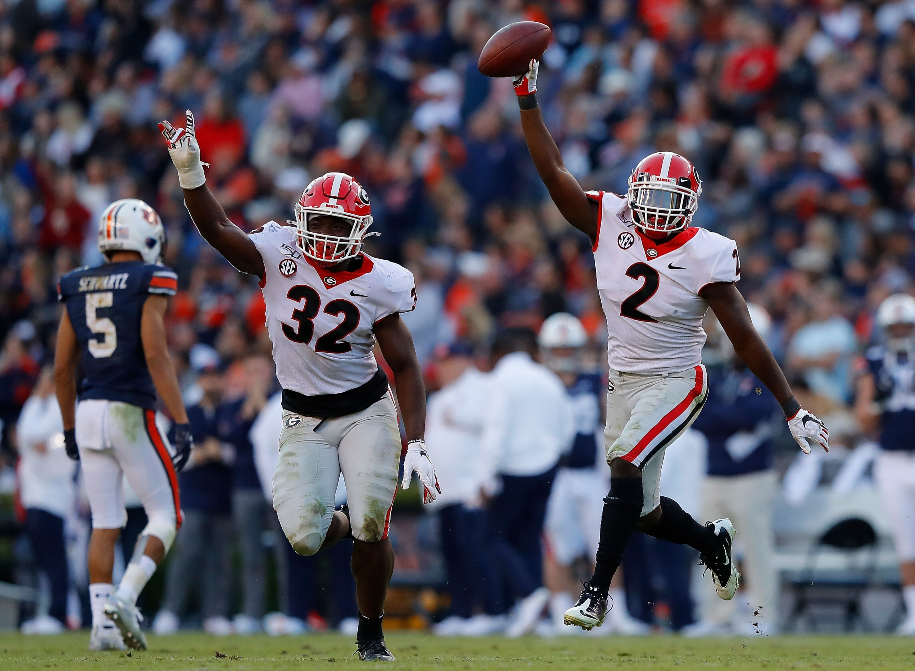 Georgia Football: 3 takeaways from Deep South's Oldest Rivalry at Auburn