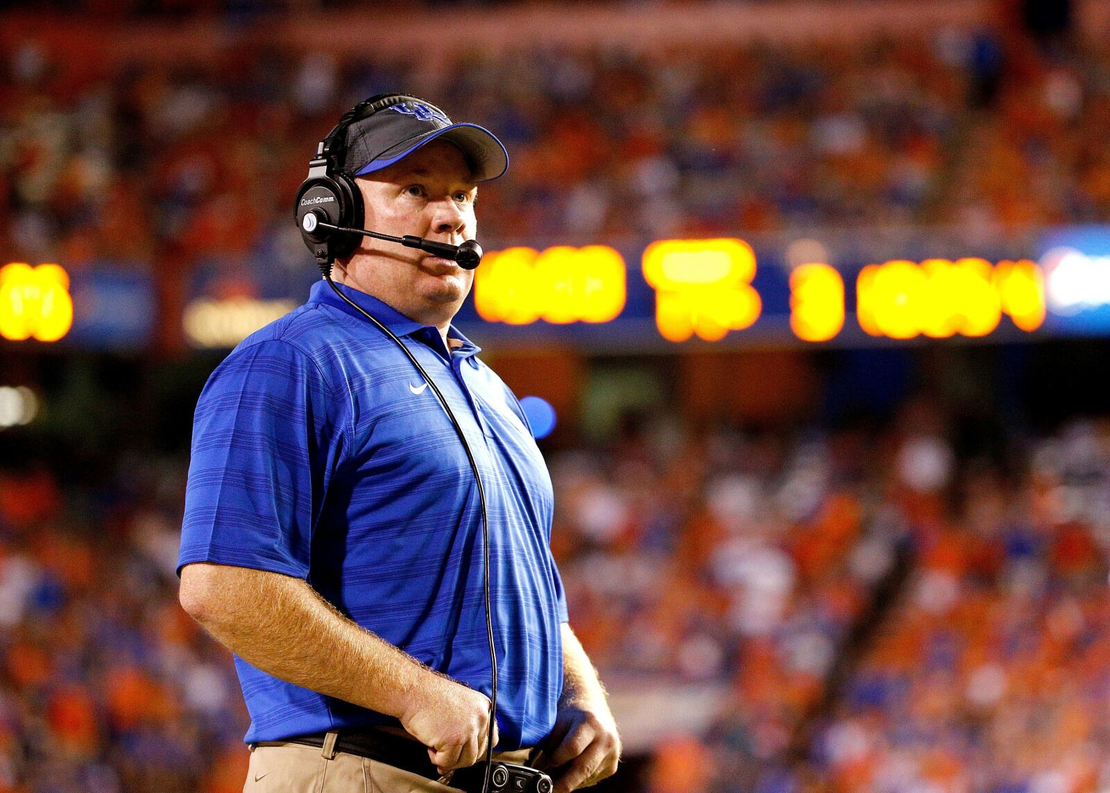 Florida State Football: Could Mark Stoops be the answer?