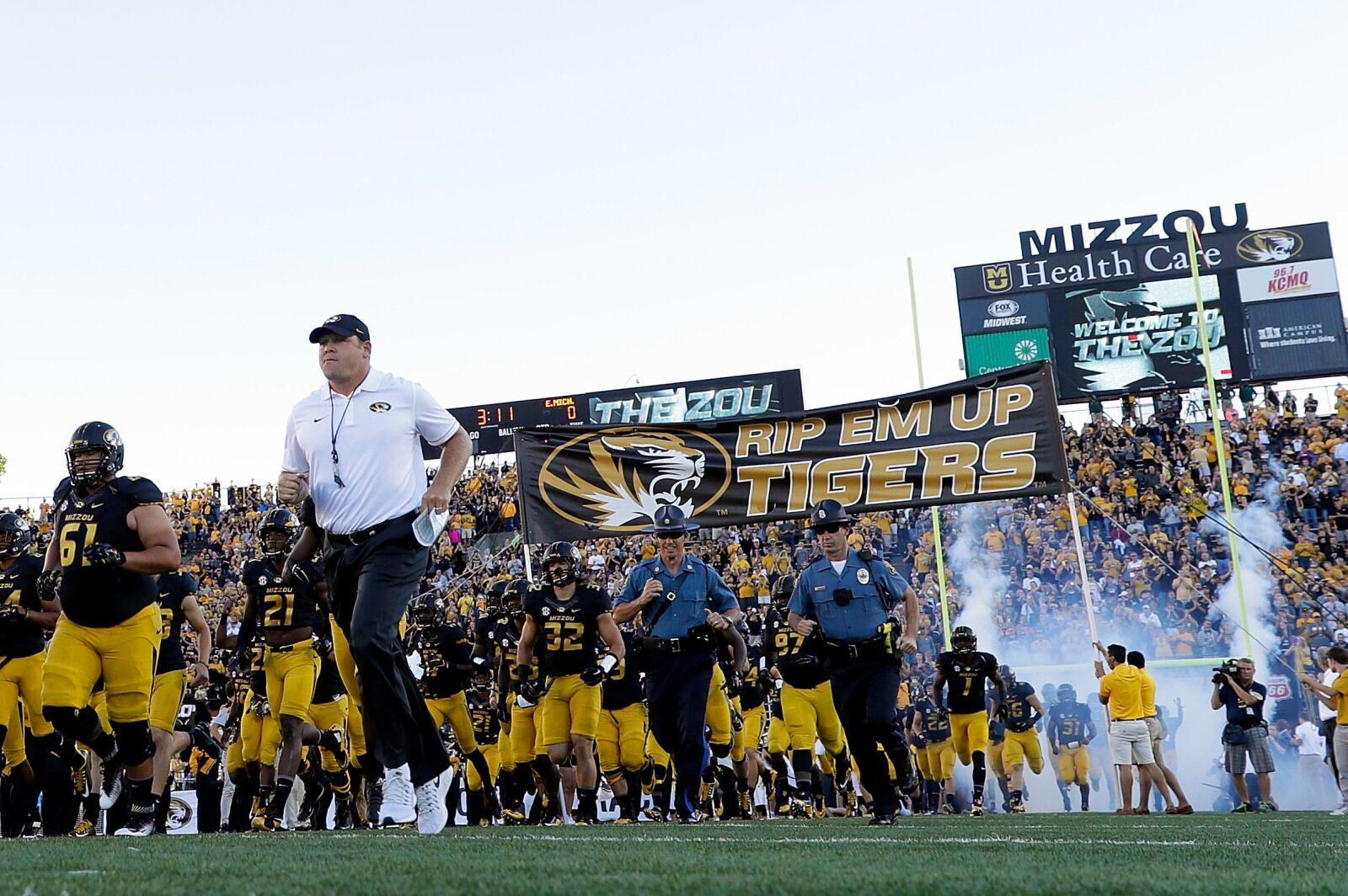 Missouri Football: Top 10 potential candidates to replace Barry Odom