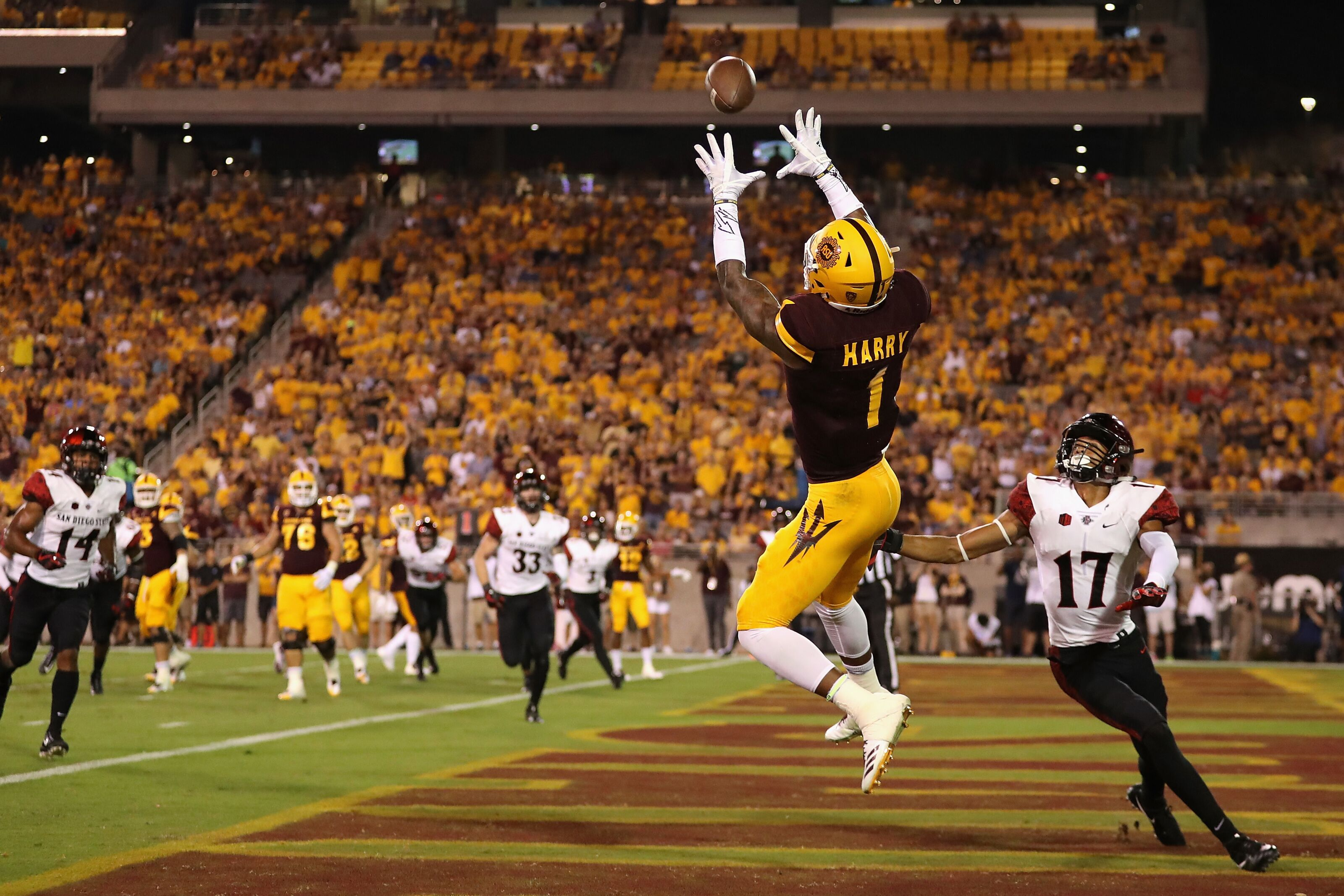 NFL Draft 2019: Arizona State's N'Keal Harry is perfect first rounder