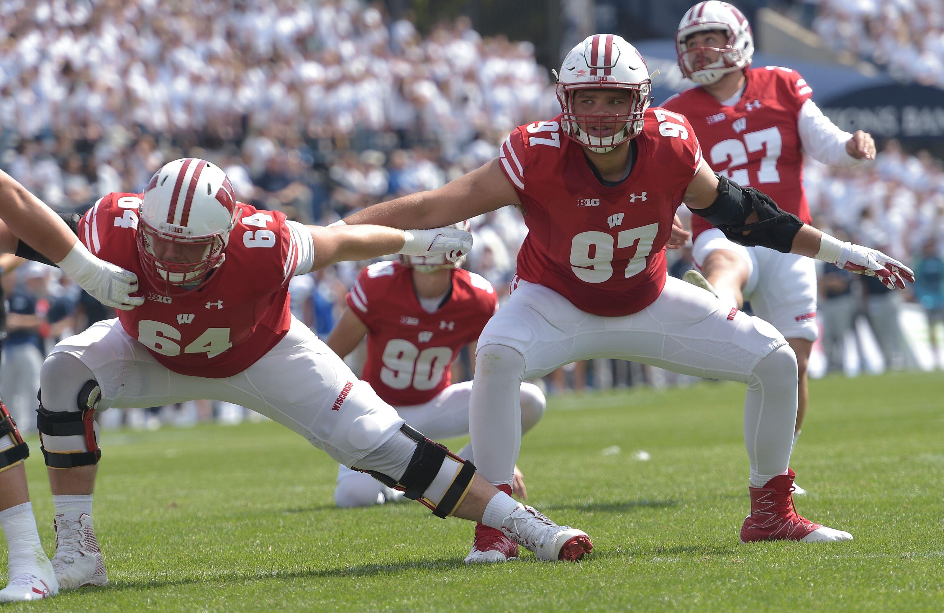 Wisconsin Football Zach Hintze Hits 62 Yard Field Goal