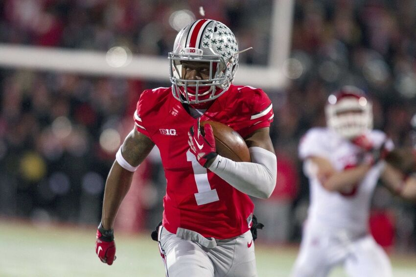 Ohio State Football: Buckeyes voted to have best uniforms in Big Ten
