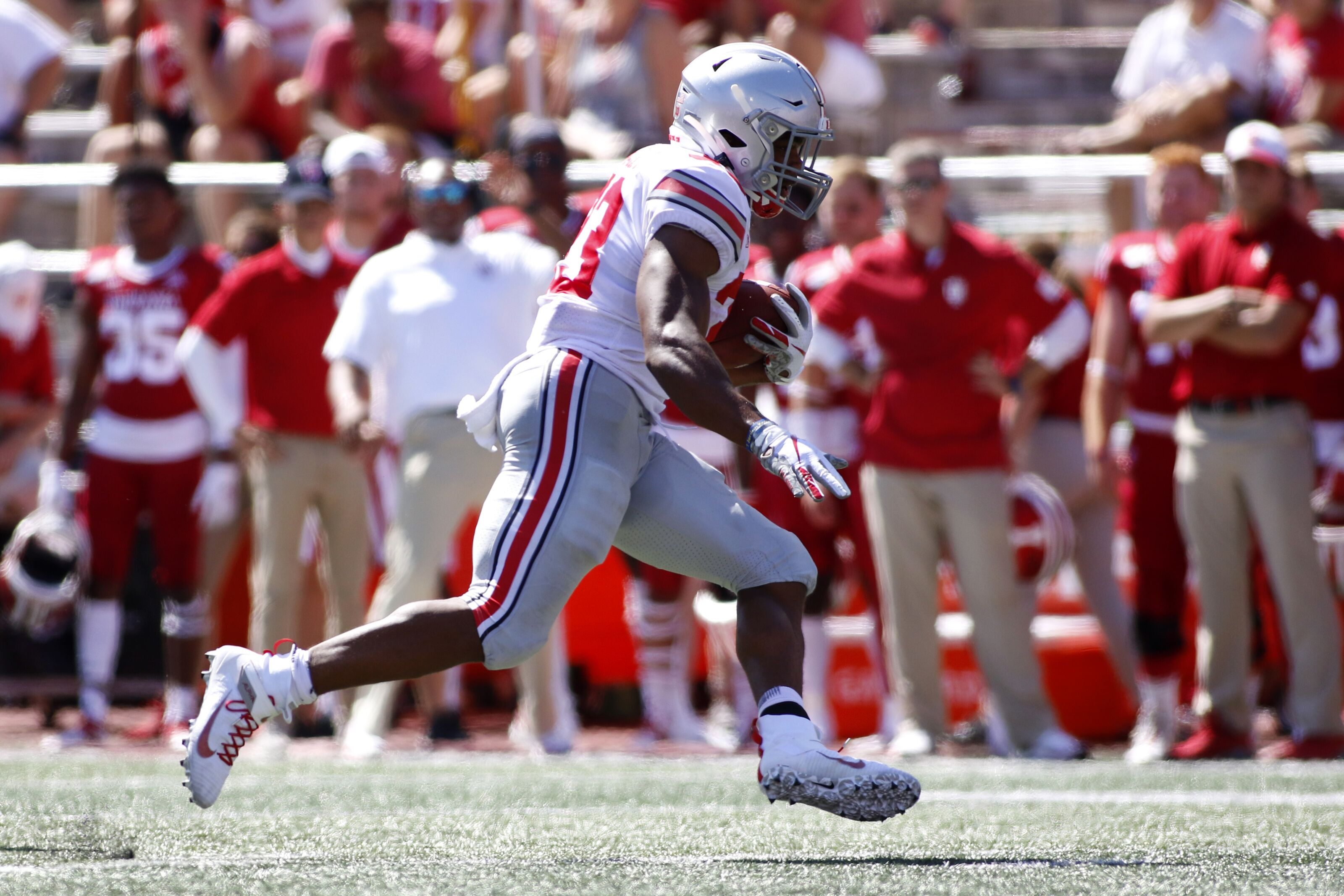 Ohio State Football: A look back at 51-10 win over Indiana