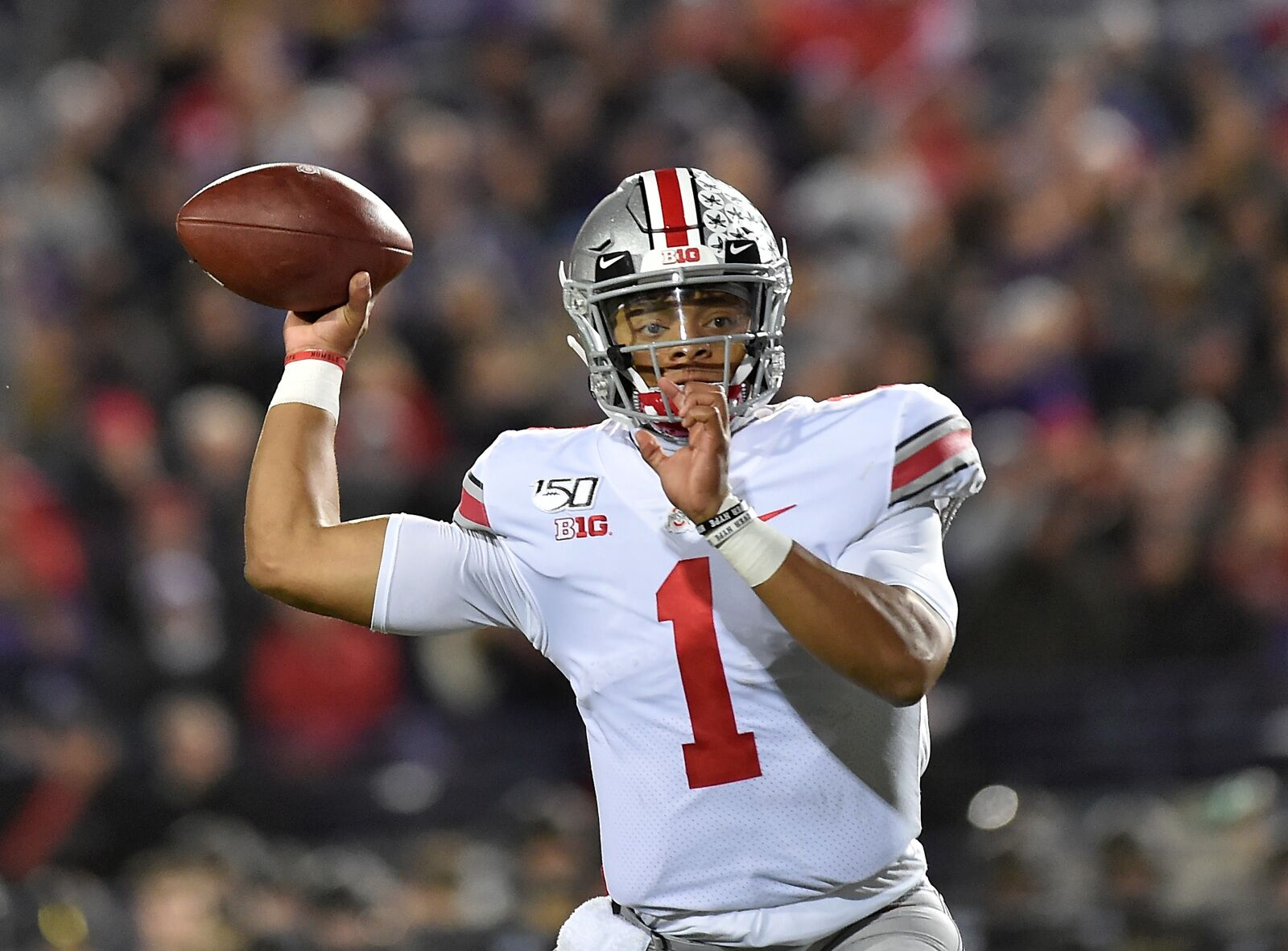 Ohio State Football: Fields could be the best Buckeye QB ever