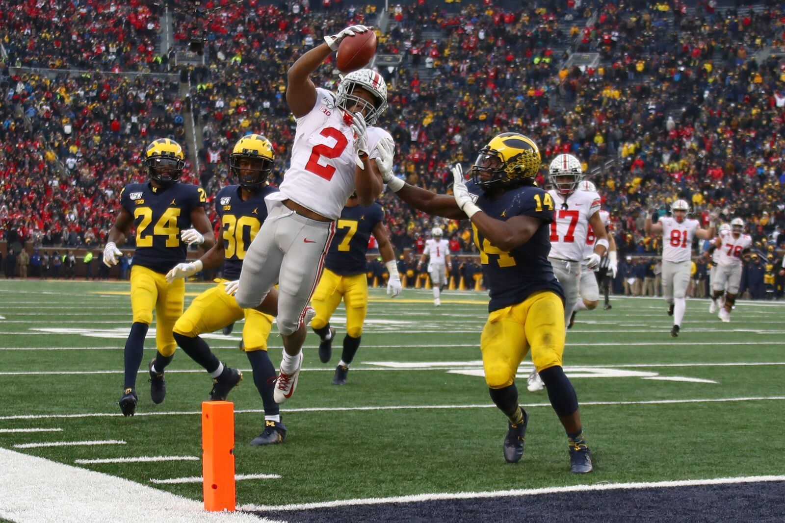 Ohio State Football: Buckeyes will make CFB history in Indy