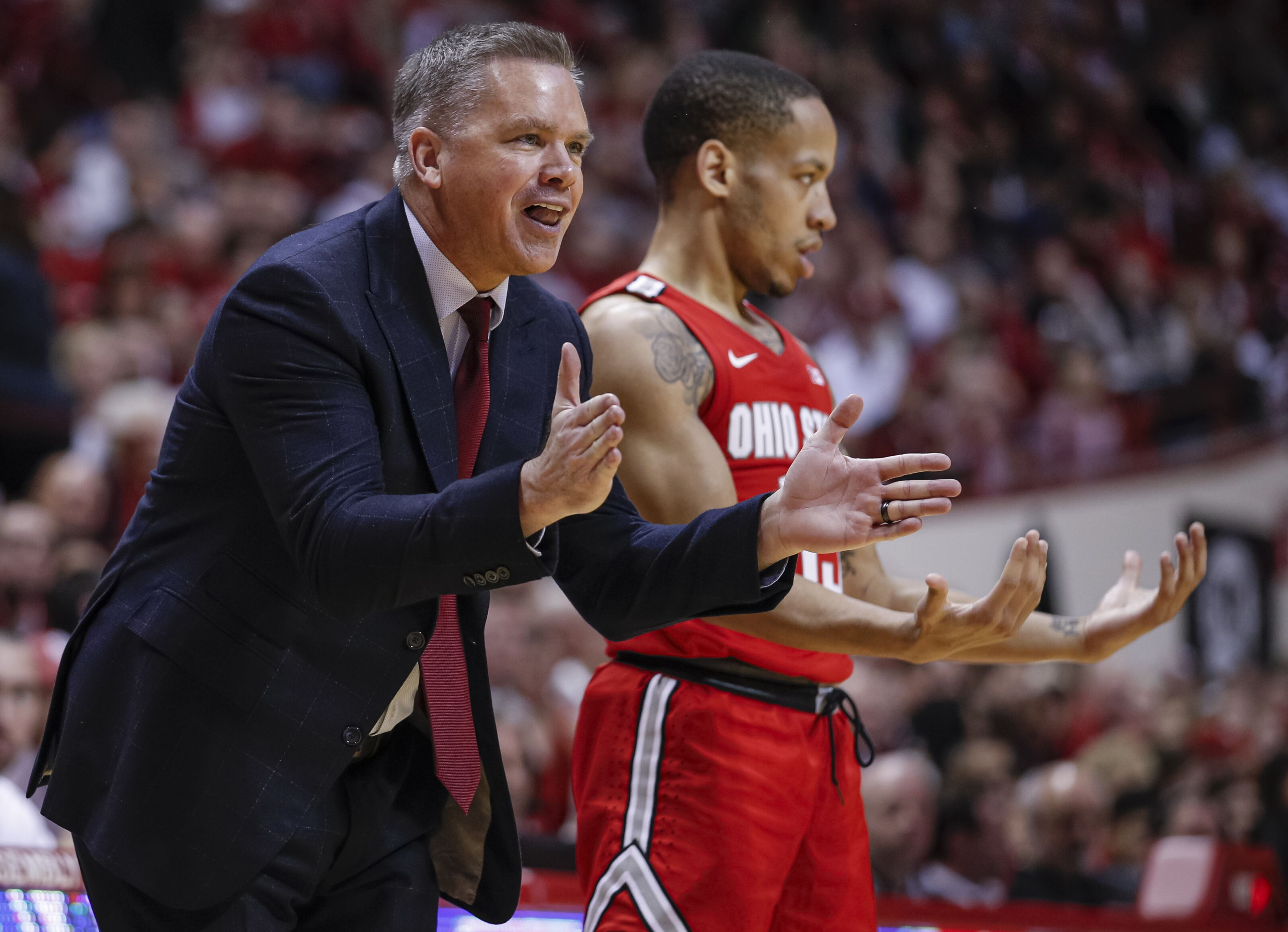 Ohio State Basketball: Will Buckeyes score 80 against Nittany Lions?